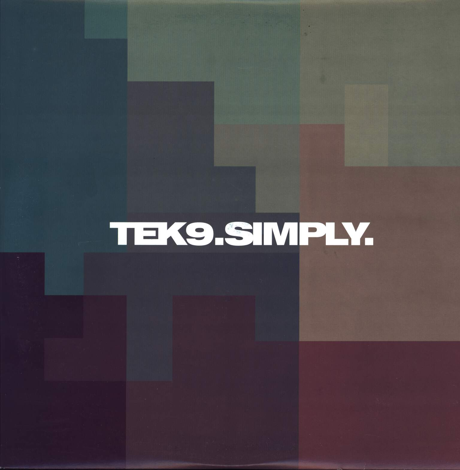 "Tek 9: Simply, 12"" Maxi Single (Vinyl)"