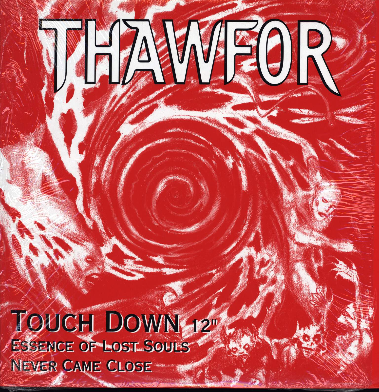 "Thawfor: Touch Down / Essence Of Lost Souls / Never Came Close, 12"" Maxi Single (Vinyl)"