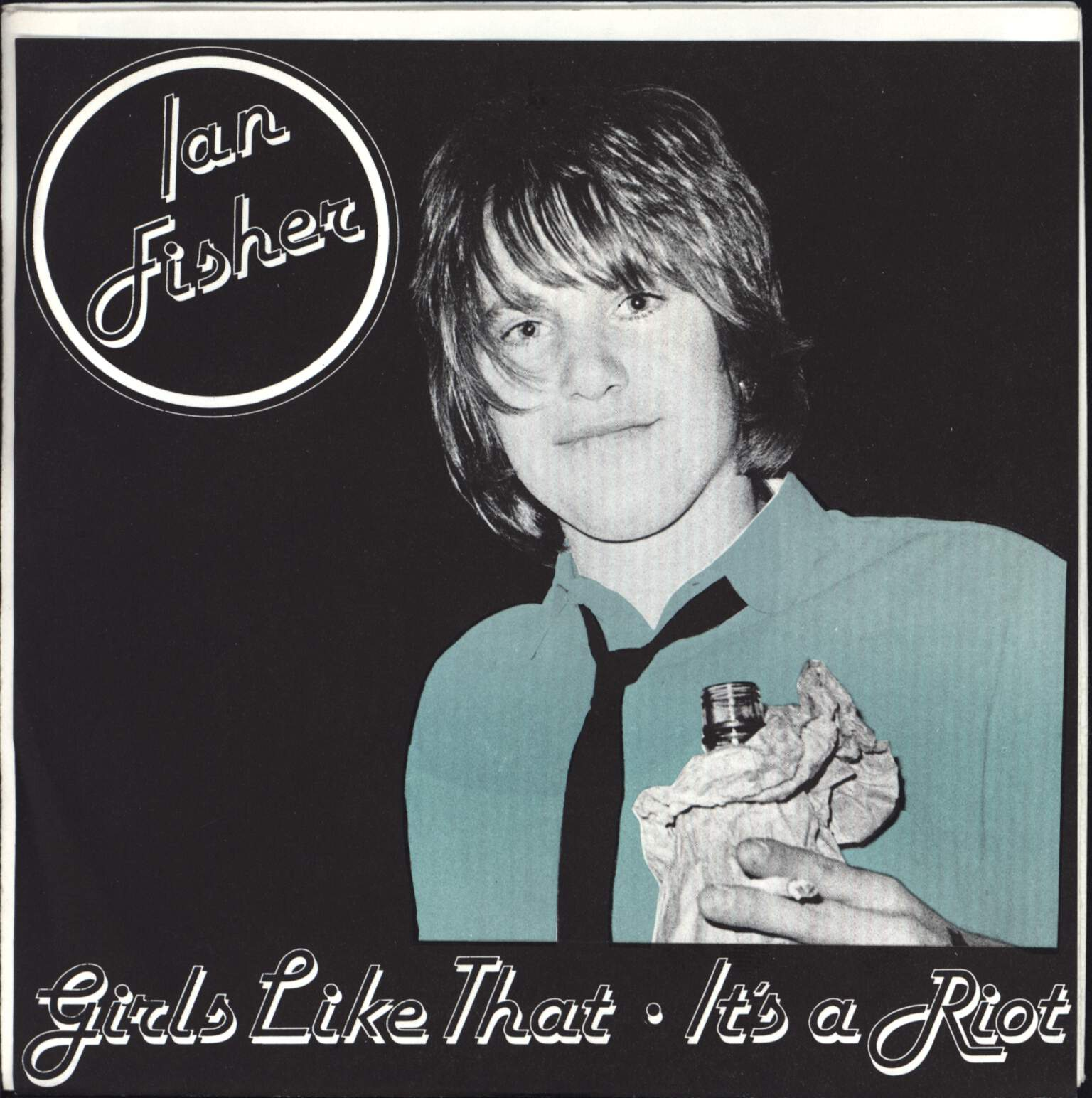 "Ian Fisher: Girls Like That, 7"" Single (Vinyl)"