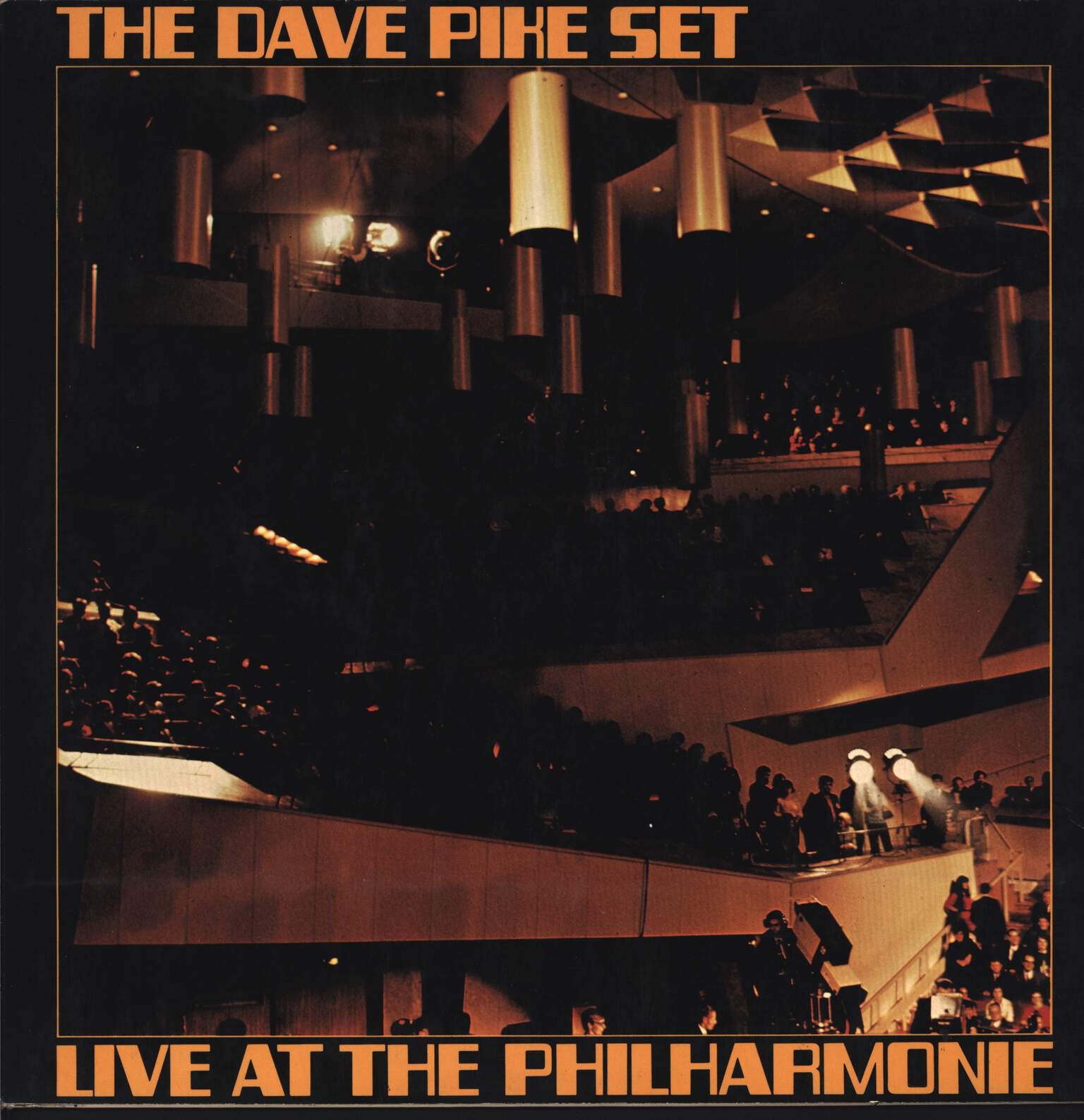 Dave Pike Set: Live At The Philharmonie, LP (Vinyl)