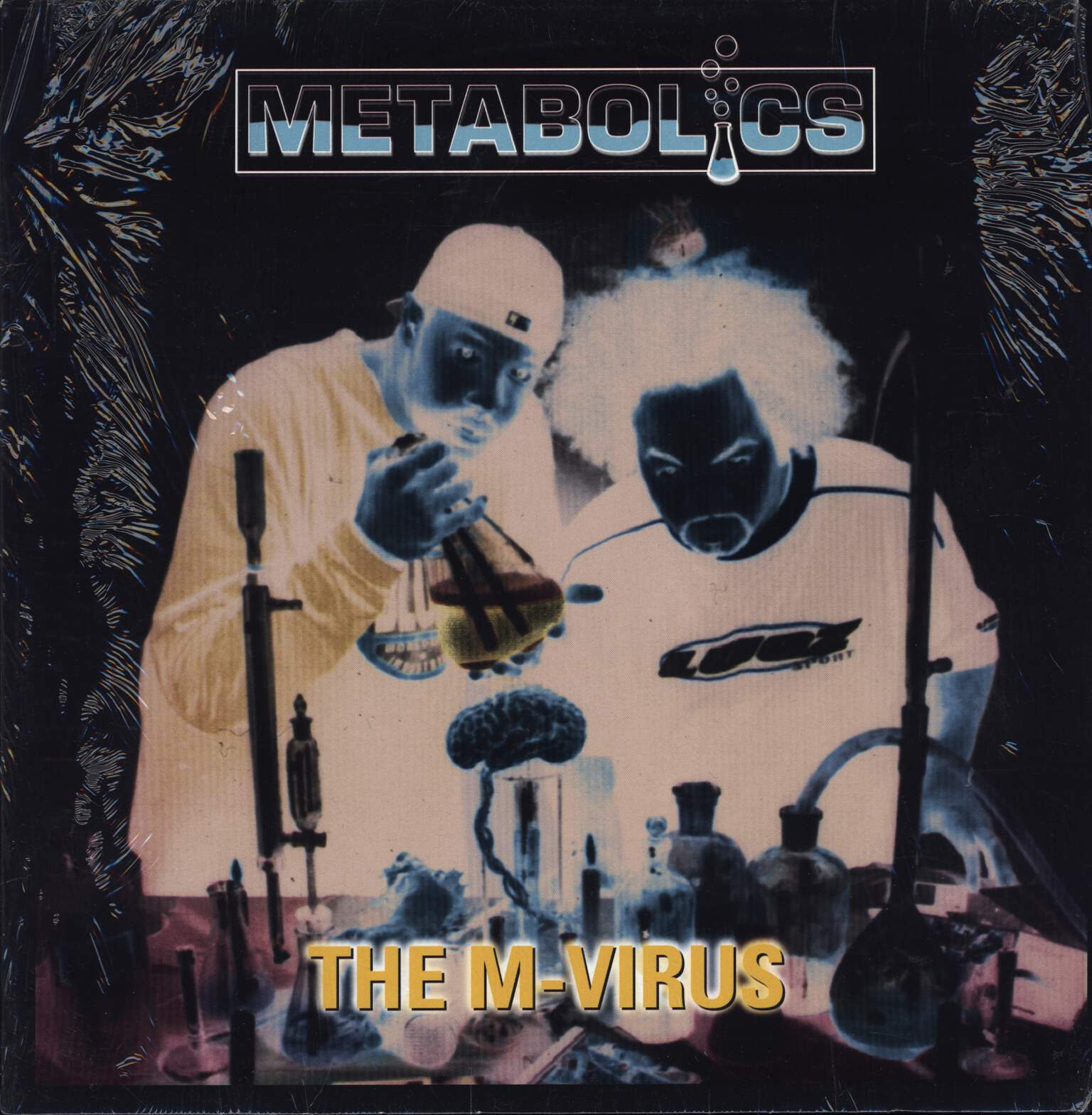 Metabolics: The M-Virus, LP (Vinyl)