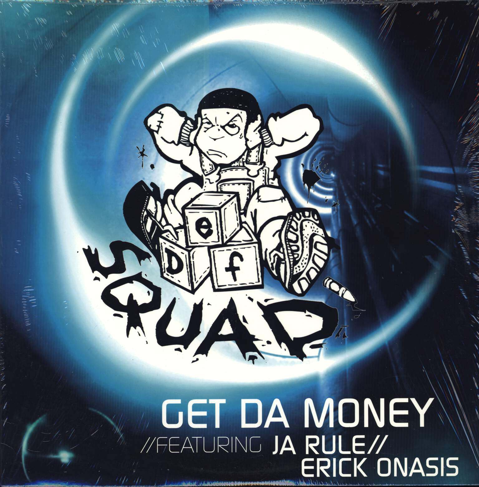 "Def Squad: Get Da Money, 12"" Maxi Single (Vinyl)"