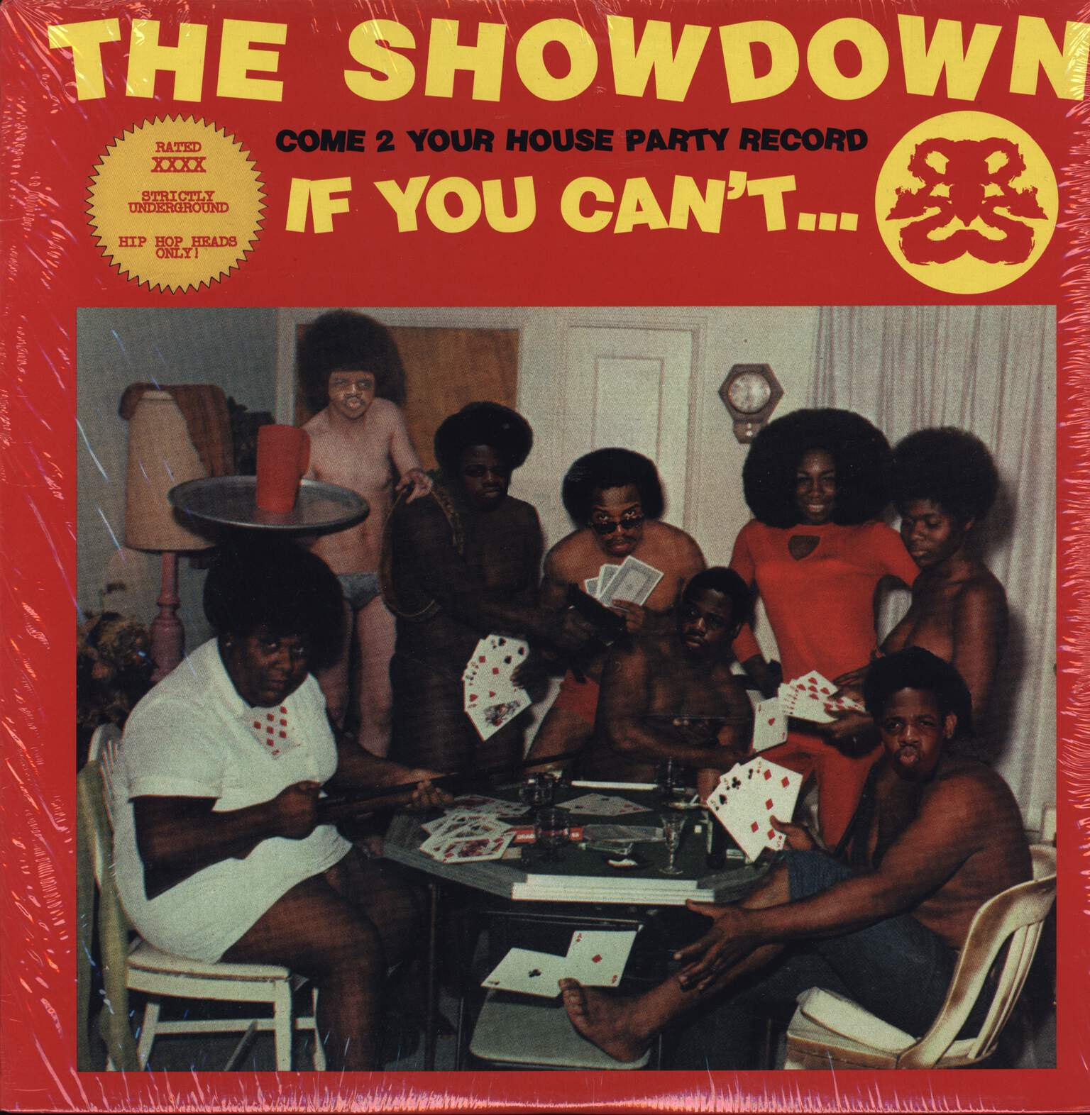 "Showdown: If You Can't ... / Showdown, 12"" Maxi Single (Vinyl)"