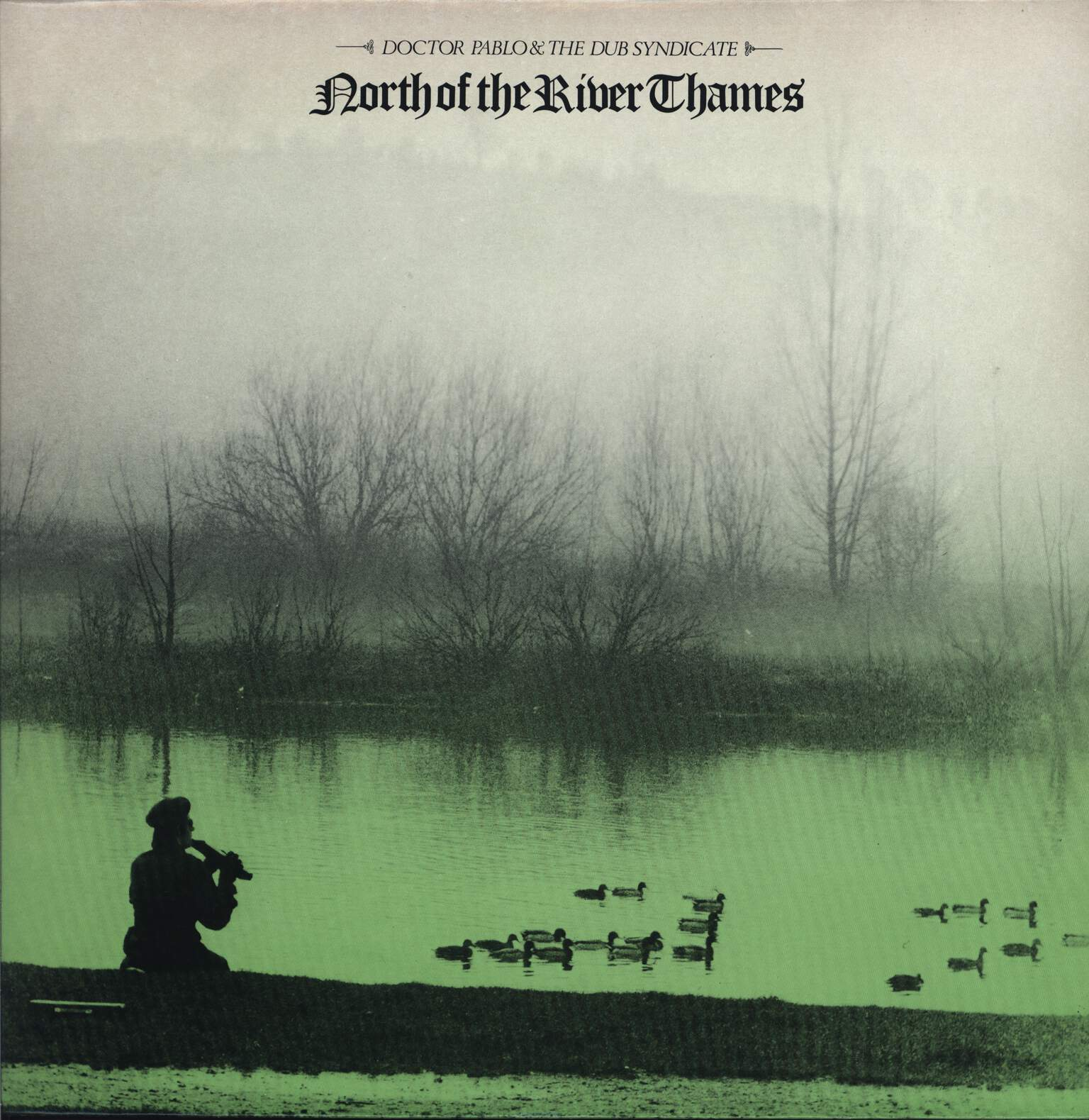 Doctor Pablo: North Of The River Thames, LP (Vinyl)