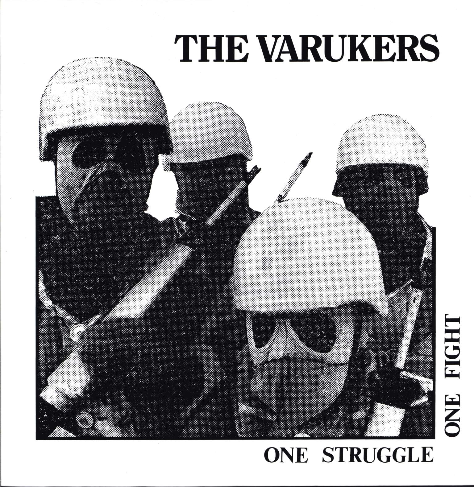 Varukers: One Struggle One Fight, LP (Vinyl)