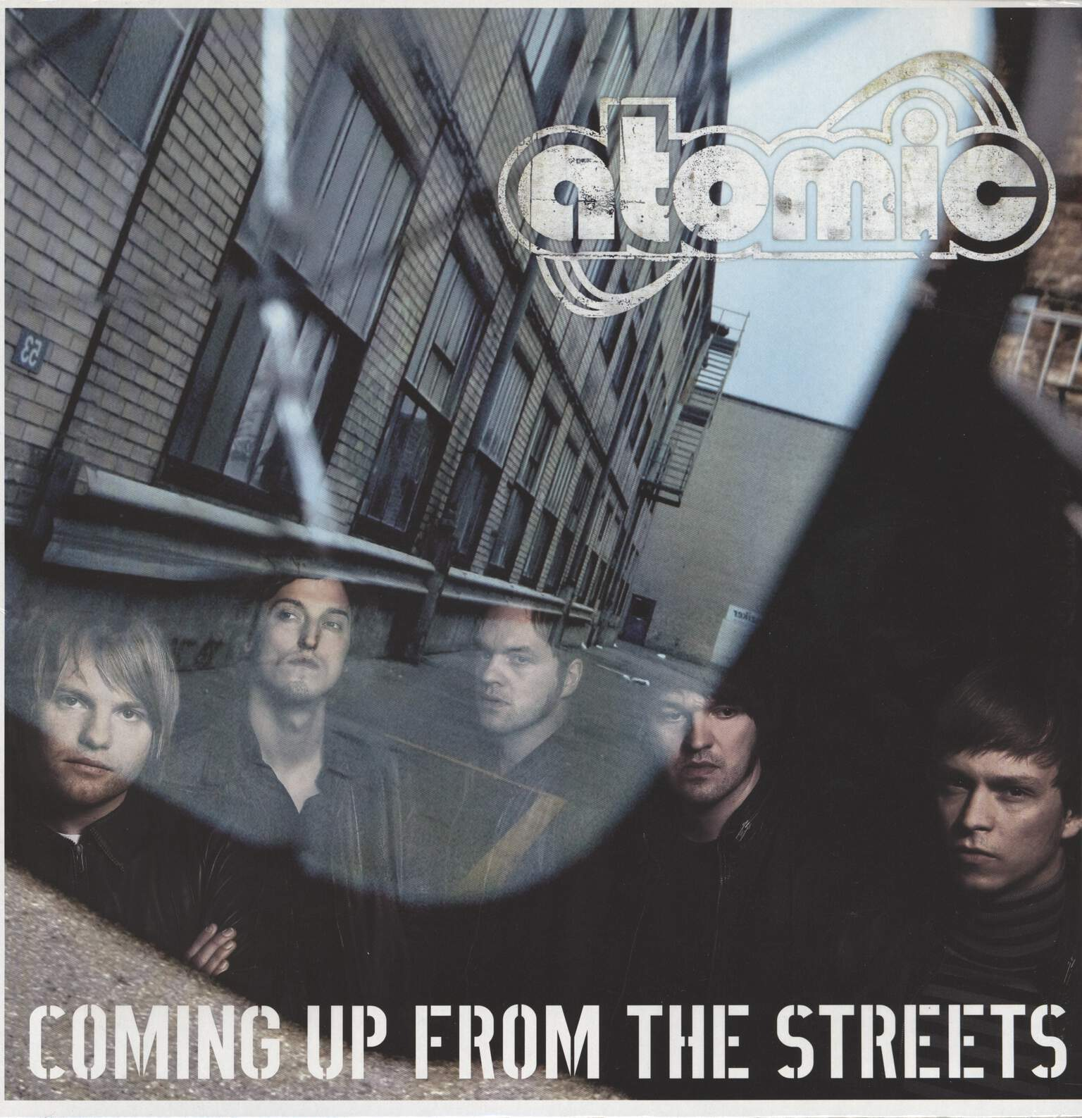 Atomic: Coming Up From The Streets, LP (Vinyl)