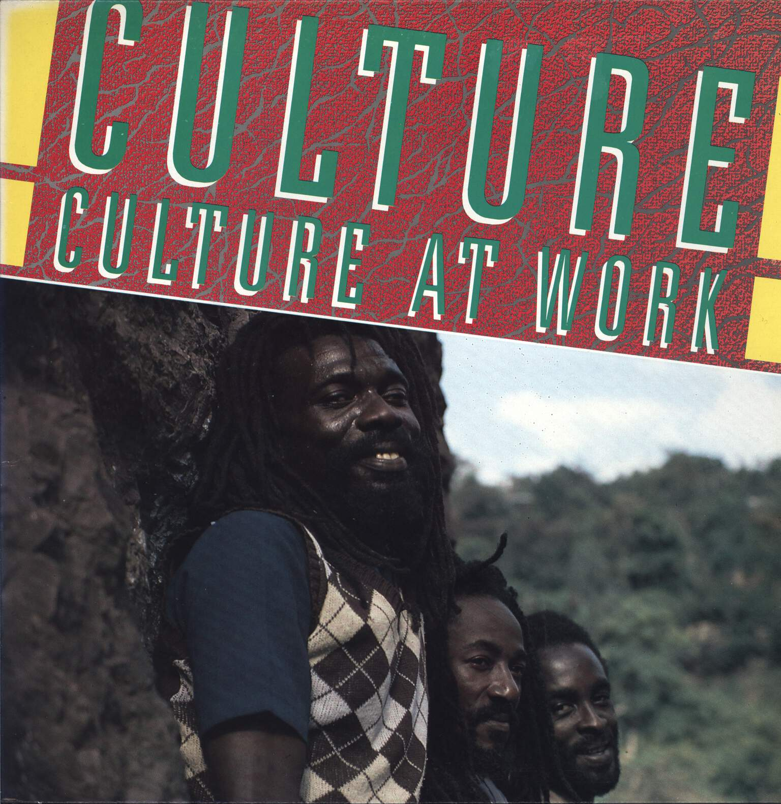 Culture: Culture At Work, LP (Vinyl)