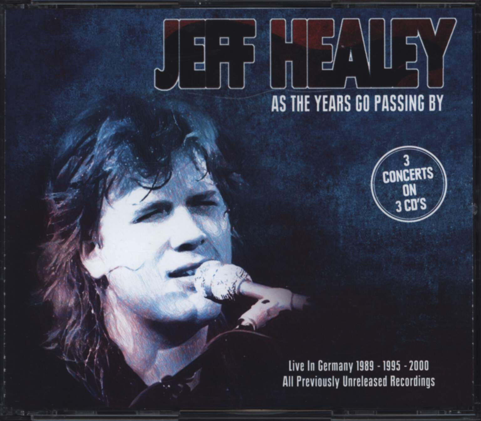 Jeff Healey: As The Years Go Passing By, CD