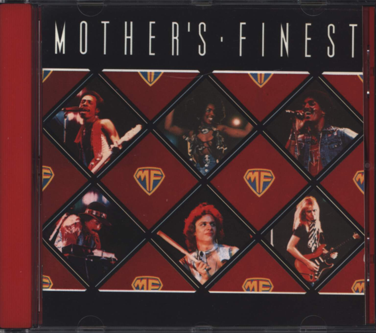 Mother's Finest: Mother's Finest, CD
