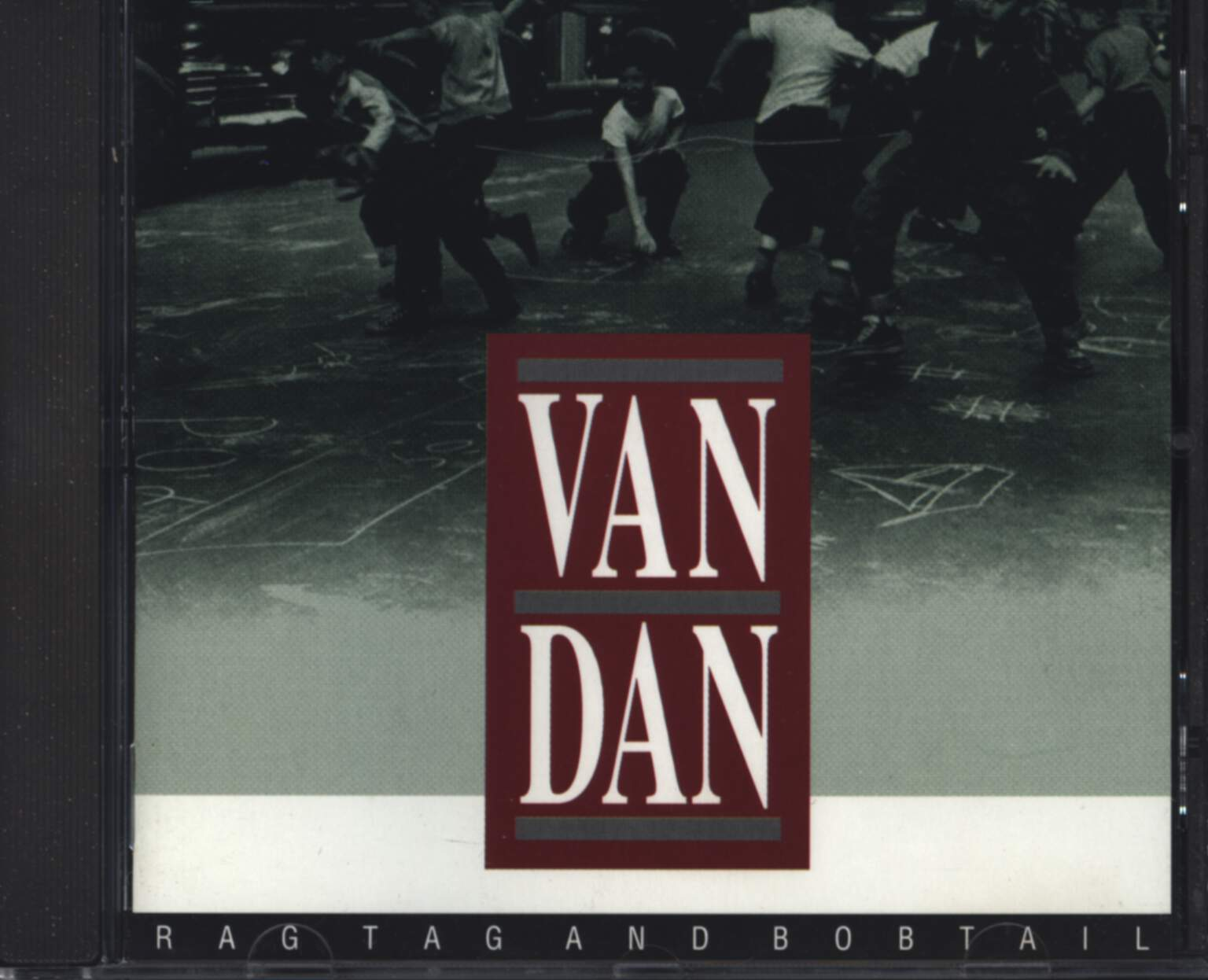 Van Dan: Rag Tag And Bobtail, Mini CD