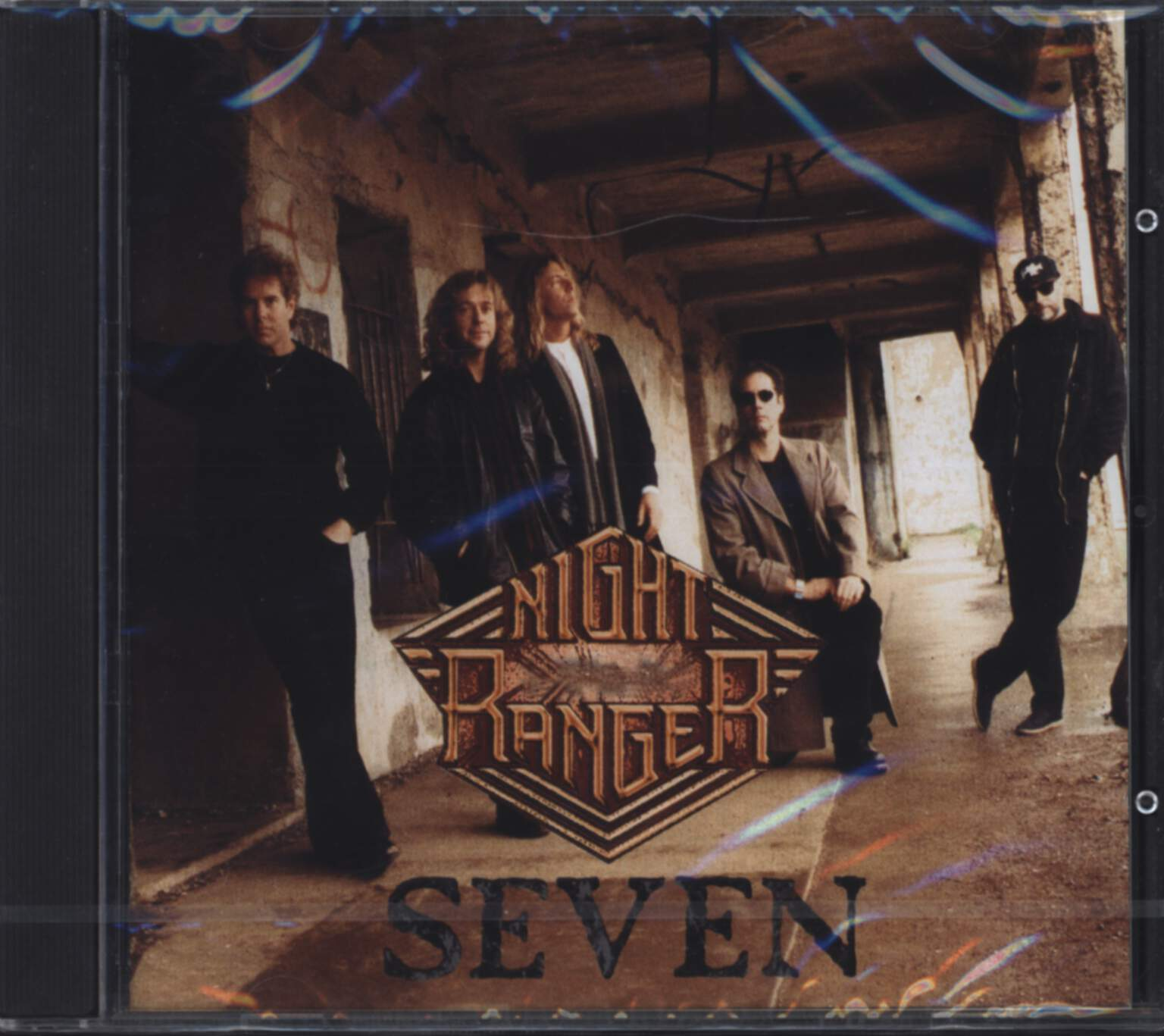 Night Ranger: Seven, CD