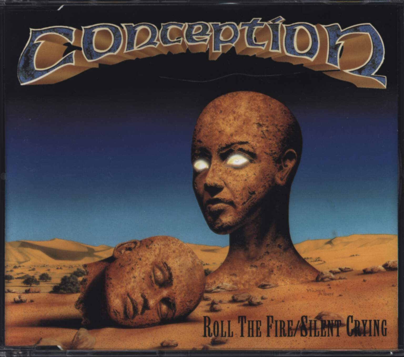 Conception: Roll The Fire, Mini CD