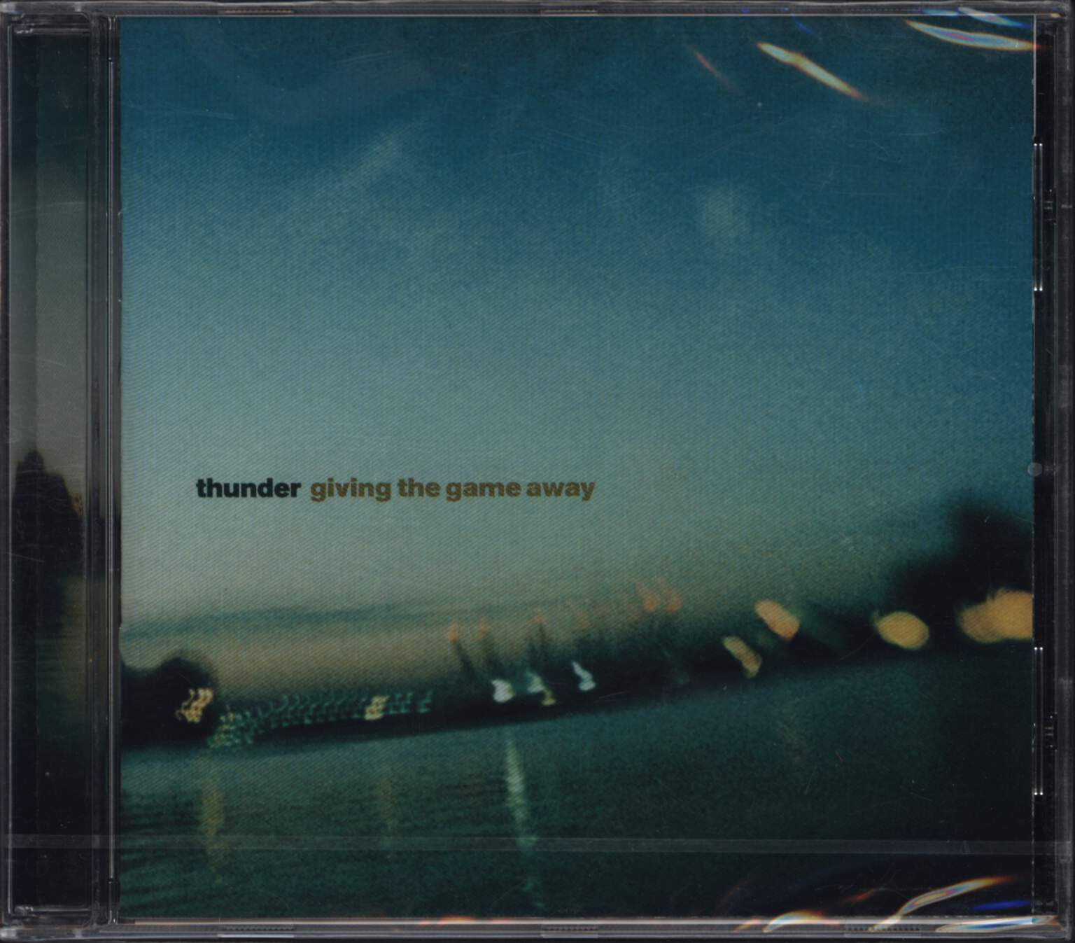 Thunder: Giving The Game Away, CD