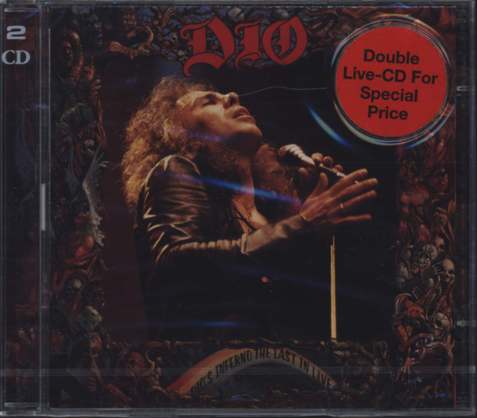 Dio: Dio's Inferno - The Last In Live, CD