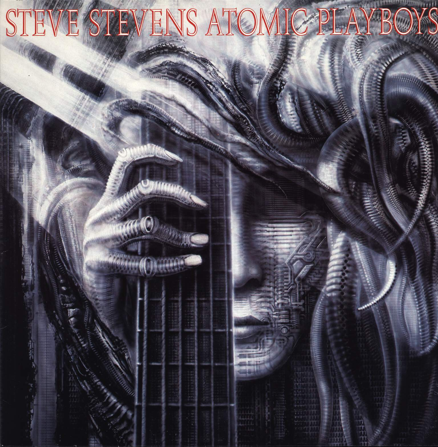 Steve Stevens: Atomic Playboys, LP (Vinyl)