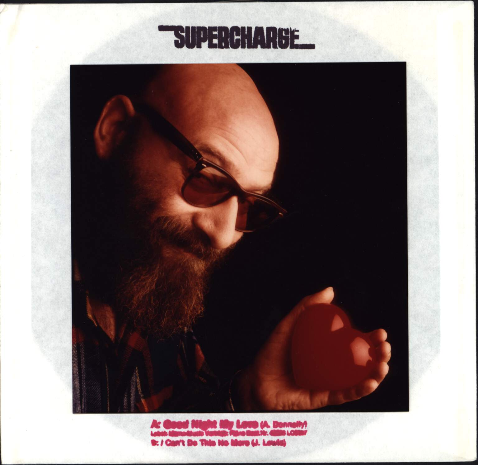 "Supercharge: Goodnight My Love, 7"" Single (Vinyl)"