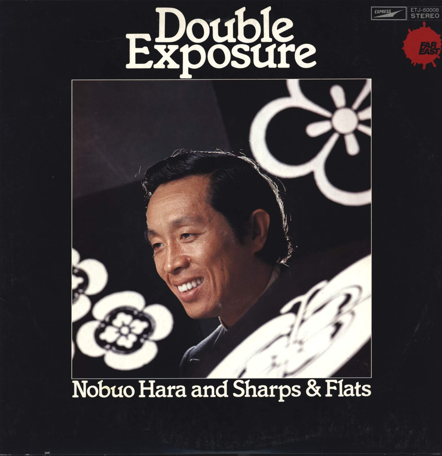 Nobuo Hara and His Sharps & Flats: Double Exposure, LP (Vinyl)
