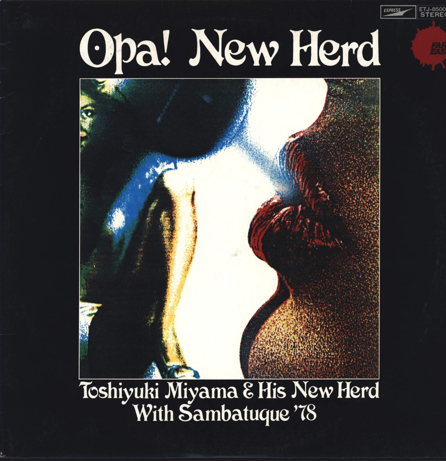 Toshiyuki Miyama & The New Herd: Opa! New Herd, LP (Vinyl)
