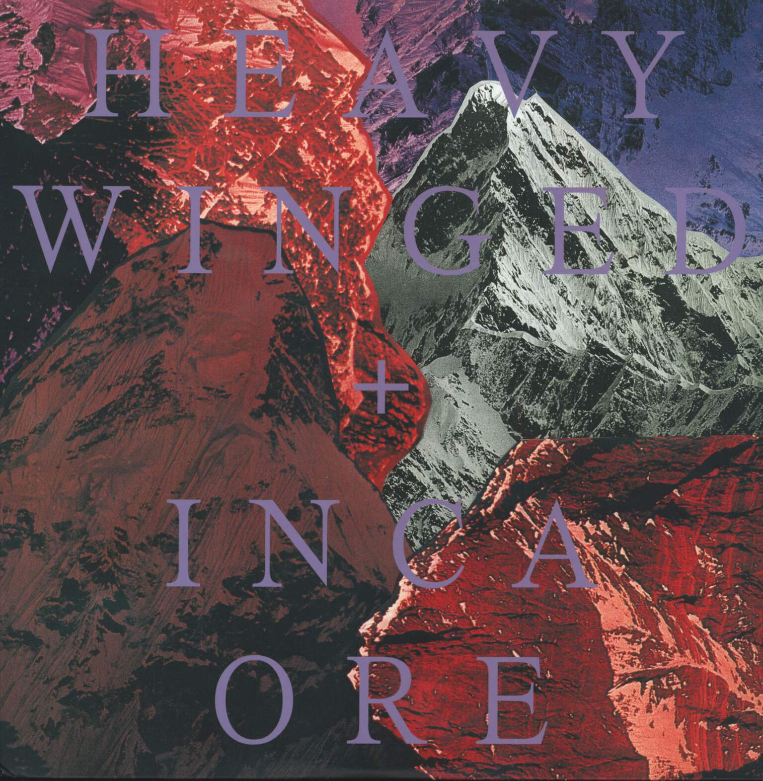 Heavy Winged: Ring Mining, LP (Vinyl)