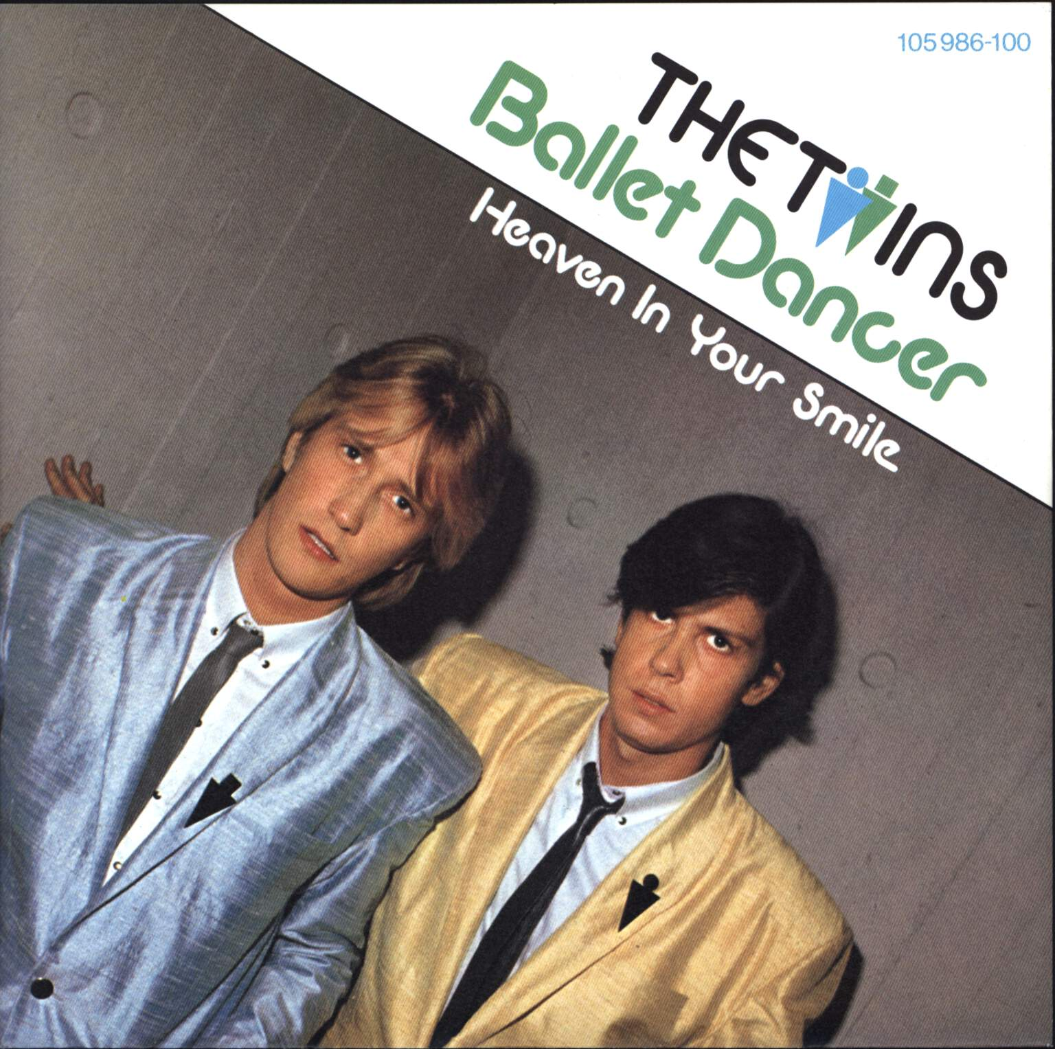 "The Twins: Ballet Dancer, 7"" Single (Vinyl)"