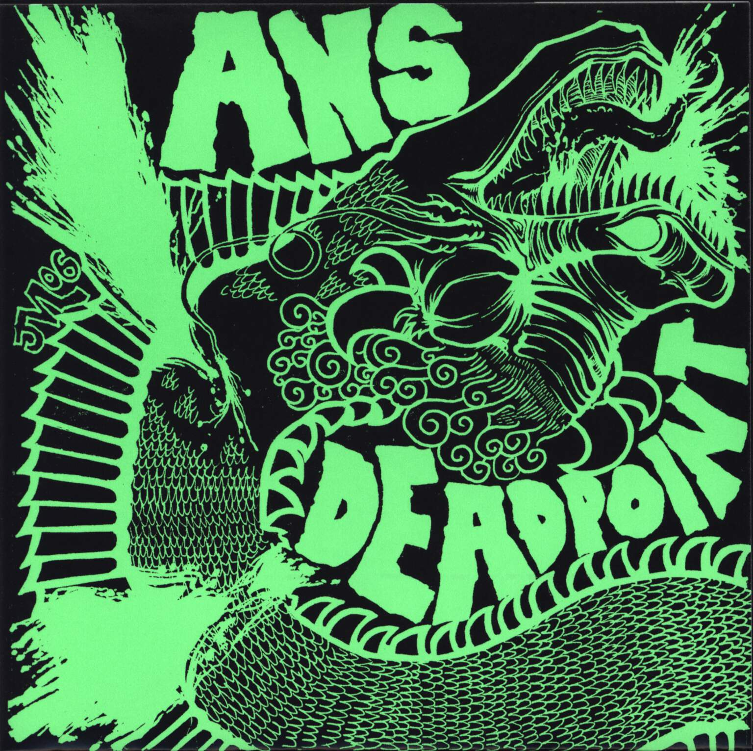 "ANS: ANS / Deadpoint, 7"" Single (Vinyl)"