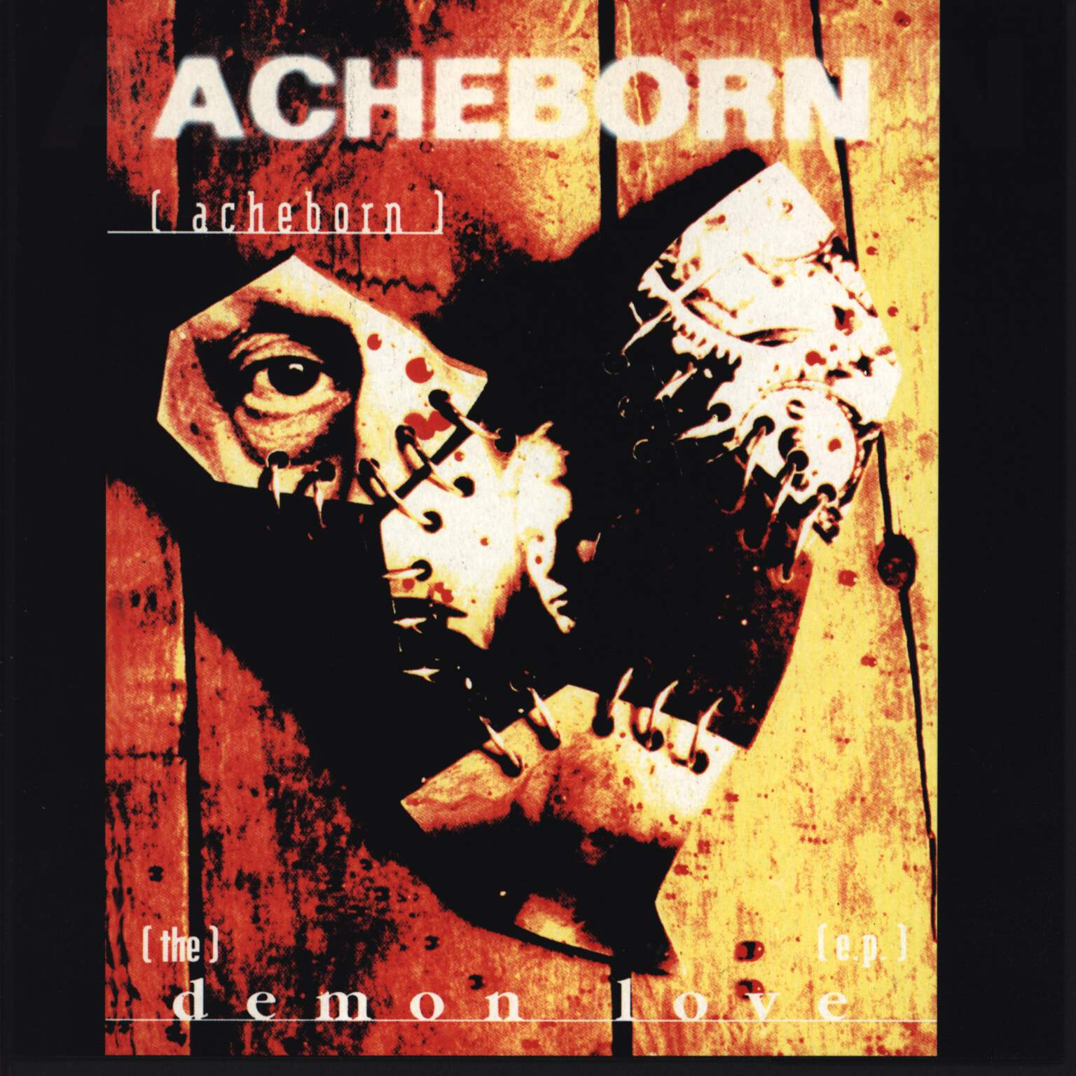 "Acheborn: [the] Demon Love [ep], 7"" Single (Vinyl)"