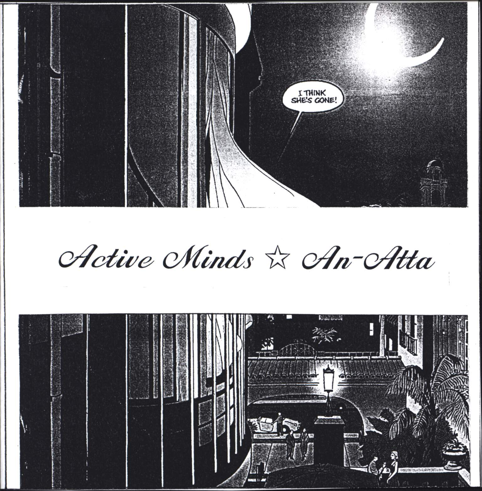 "An-Attâ: An-Attâ / Active Minds Split, 7"" Single (Vinyl)"