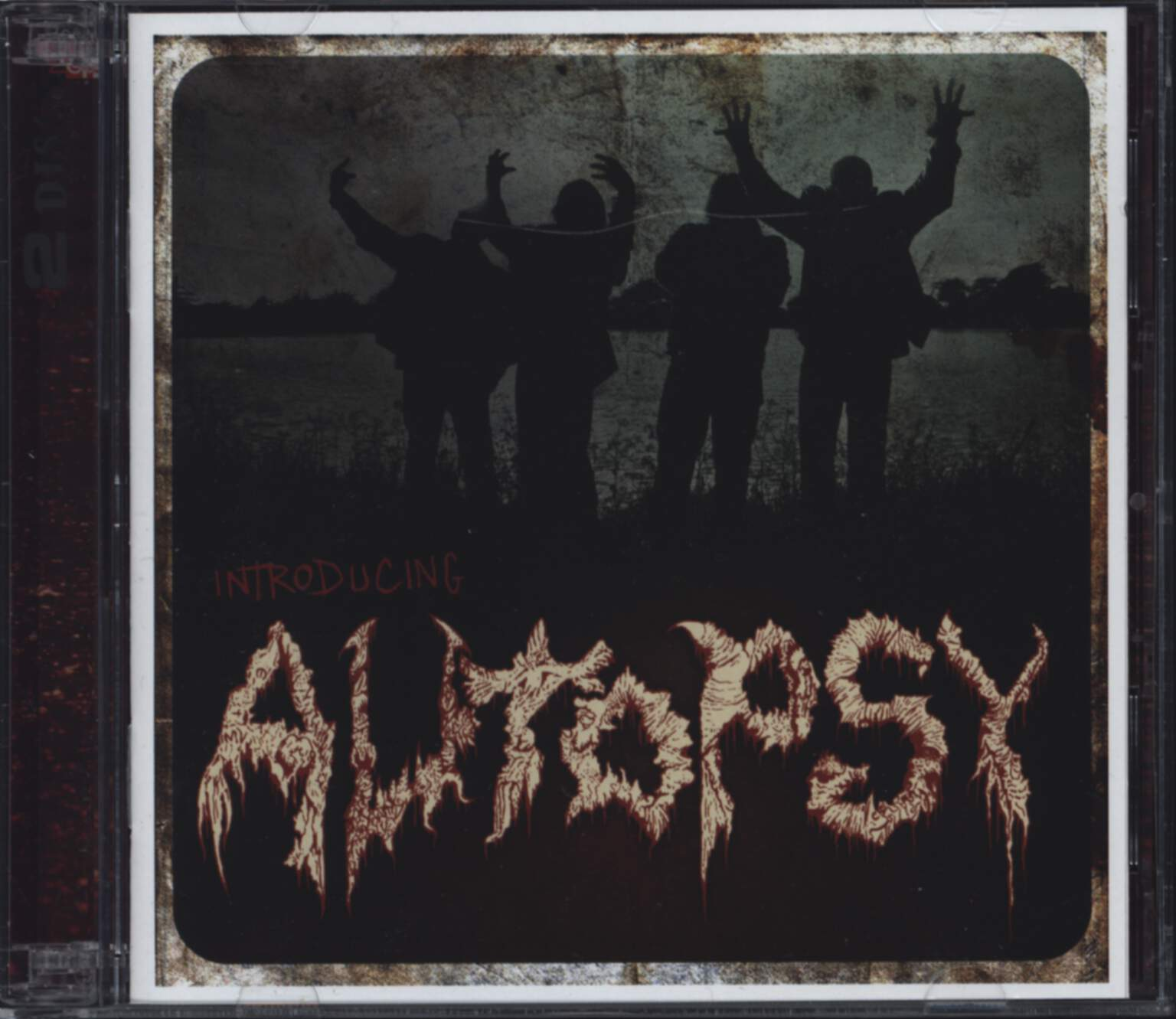 Autopsy: Introducing Autopsy, CD
