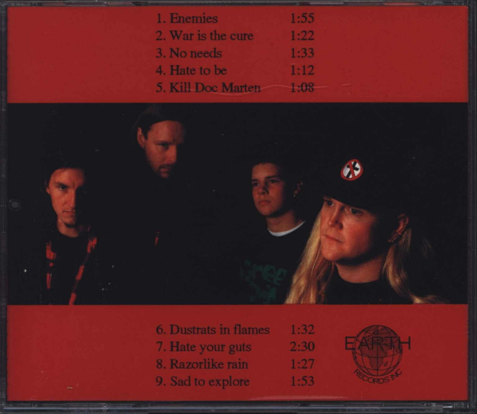 Bad Dreams Always: Despised And Scornful, CD