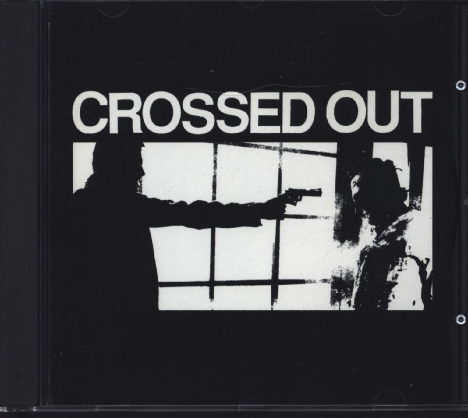 Crossed Out: Crossed Out, CD