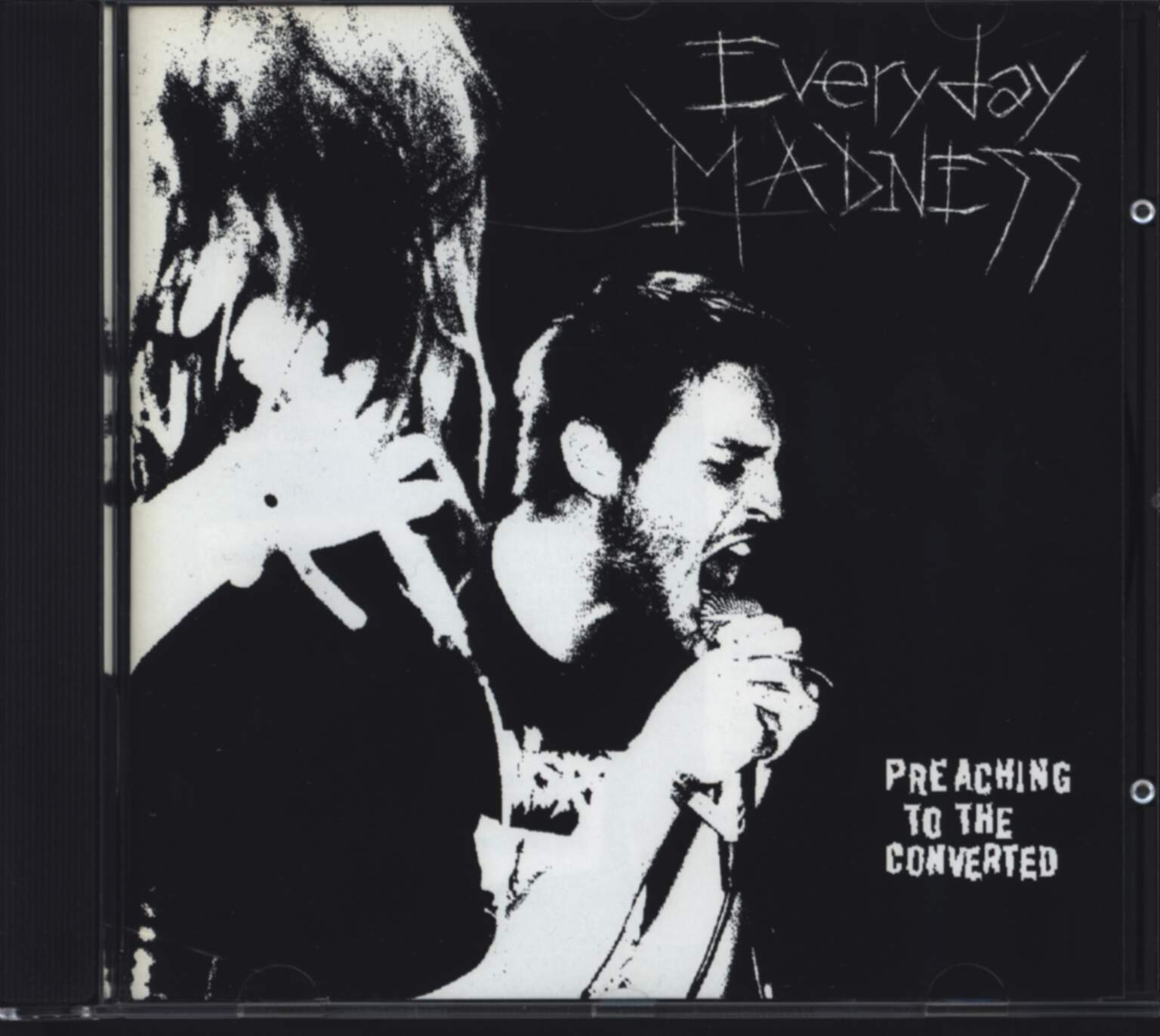 Everyday Madness: Preaching To The Converted, CD