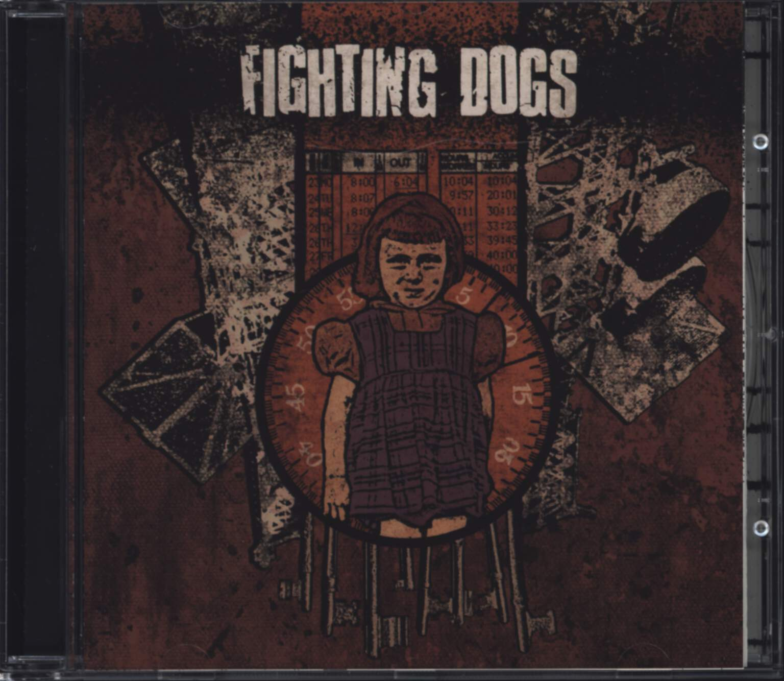 Fighting Dogs: Fighting Dogs, CD