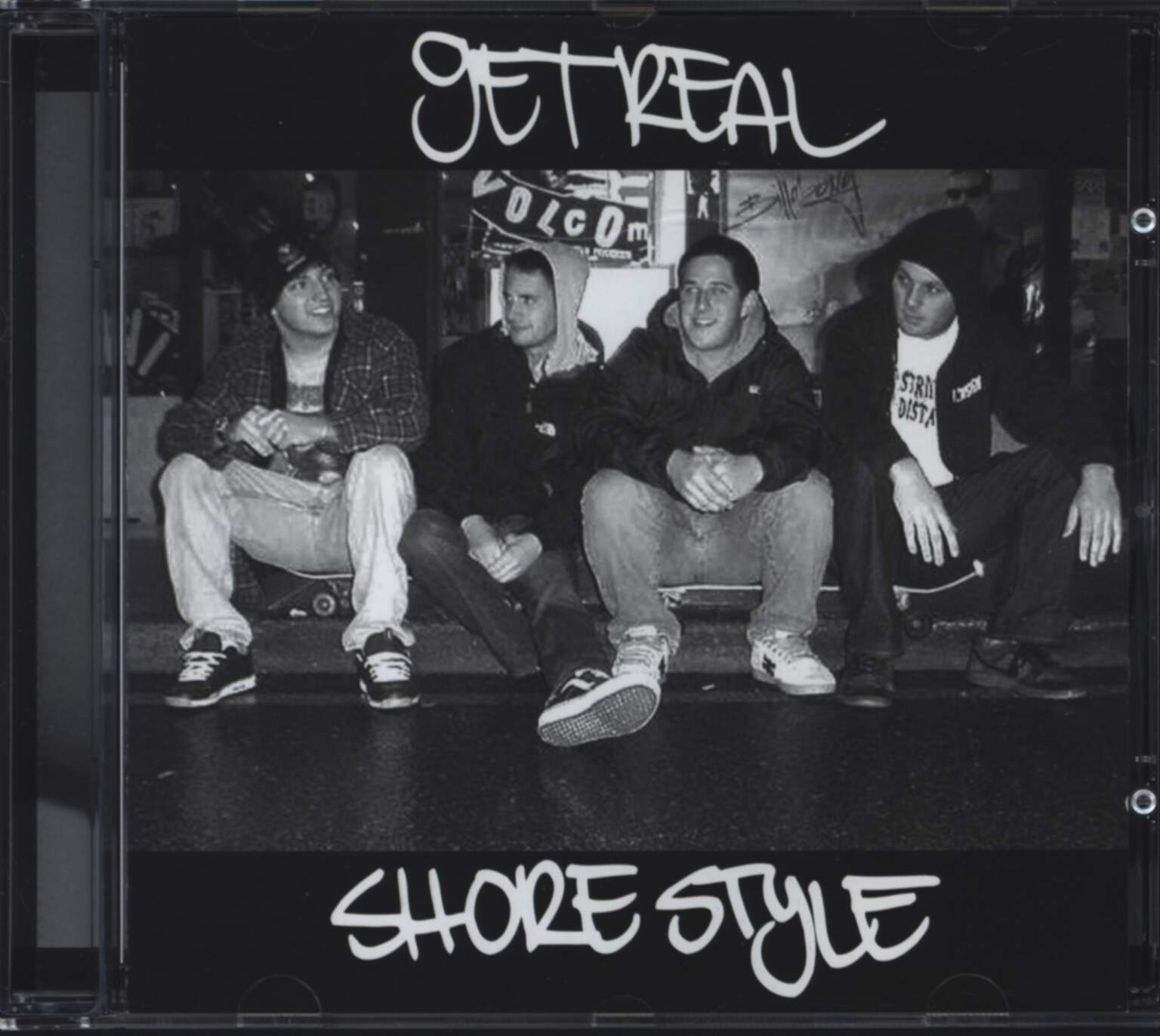 Get Real: Shore Style, Mini CD