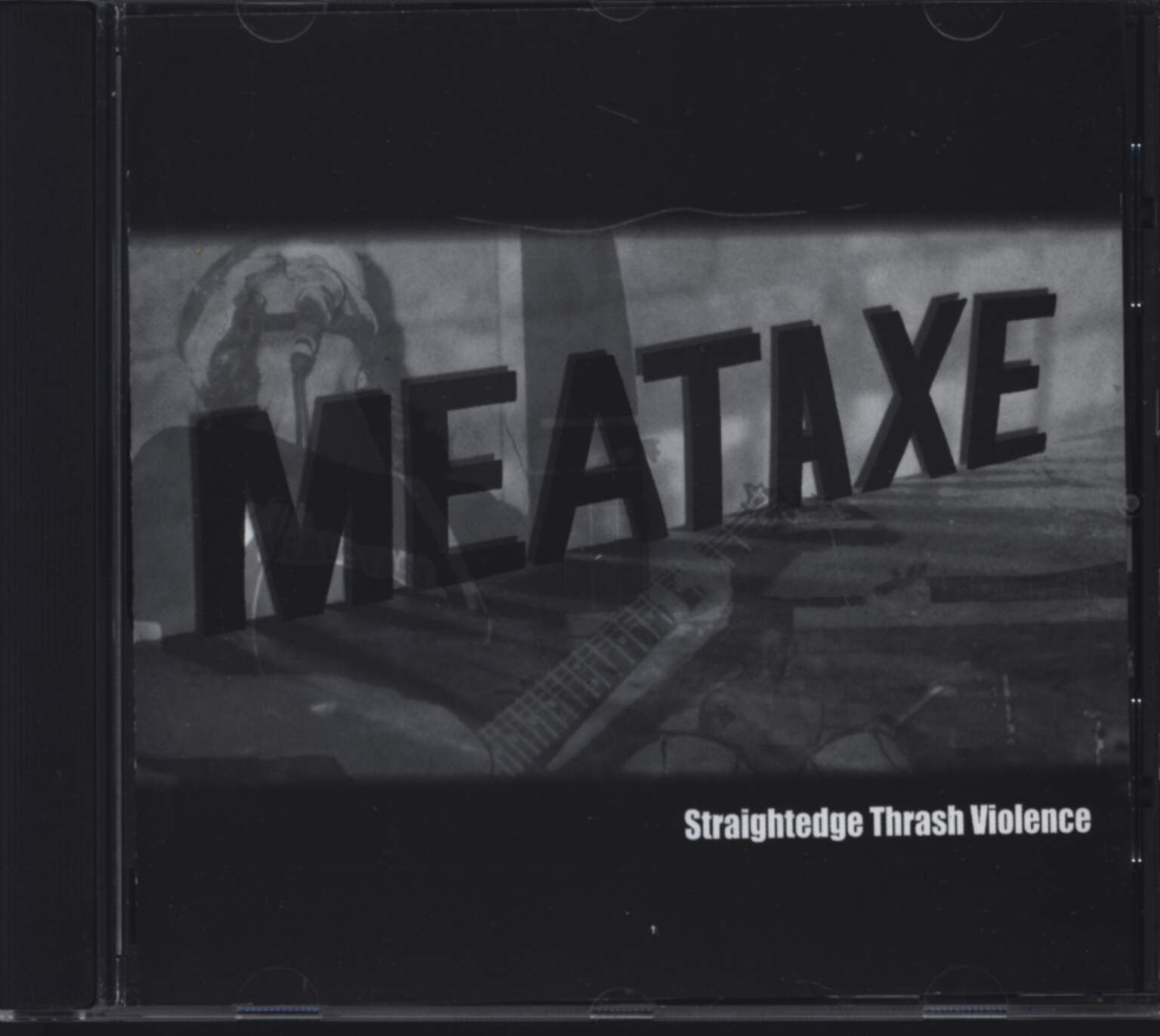 Meataxe: Straightedge Thrash Violence, CD