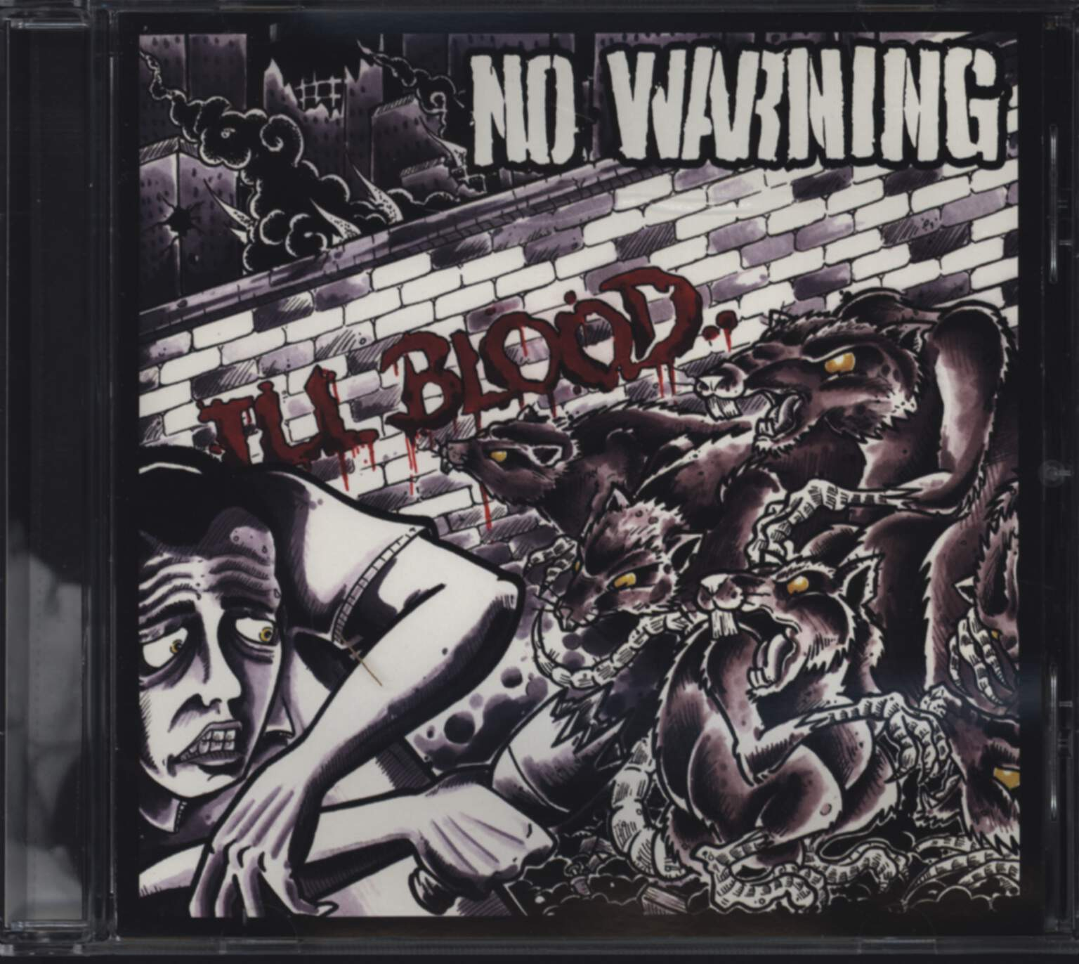No Warning: Ill Blood, CD