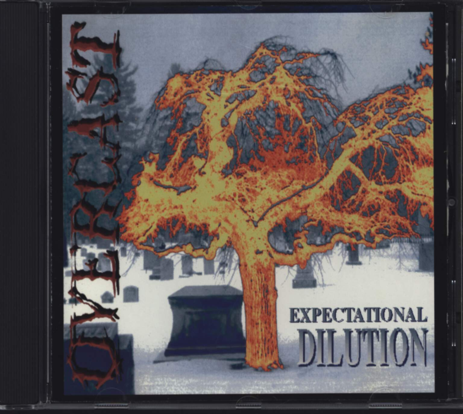 Overcast: Expectational Dilution, CD