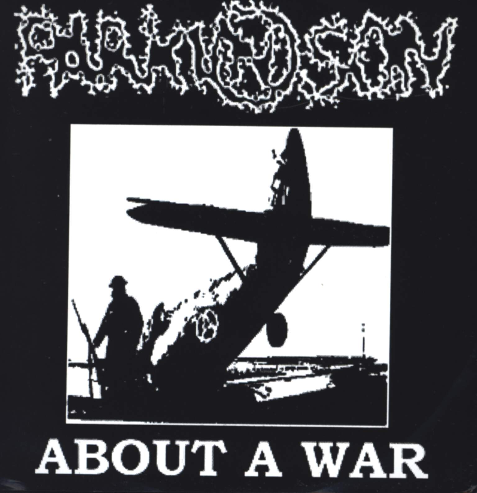 Parkinson: About A War, Mini CD