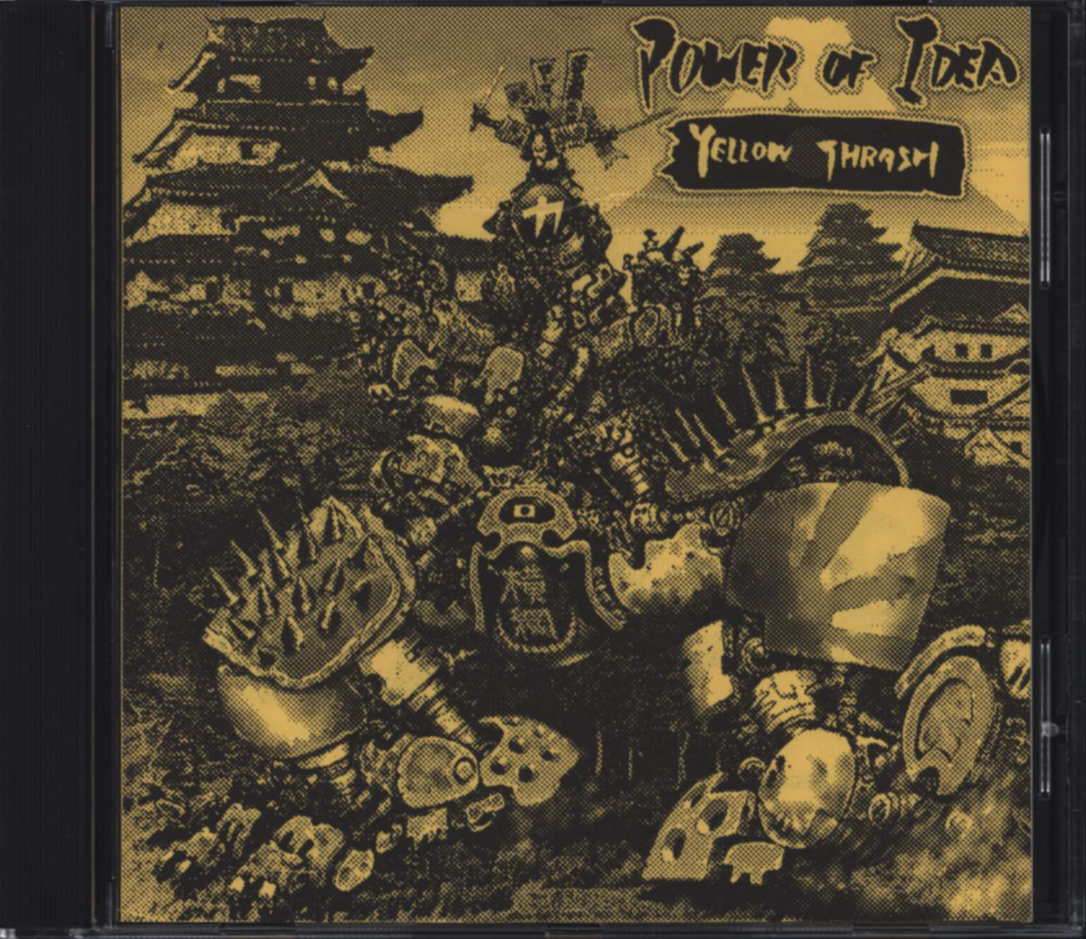 Power Of Idea: Yellow Thrash, CD