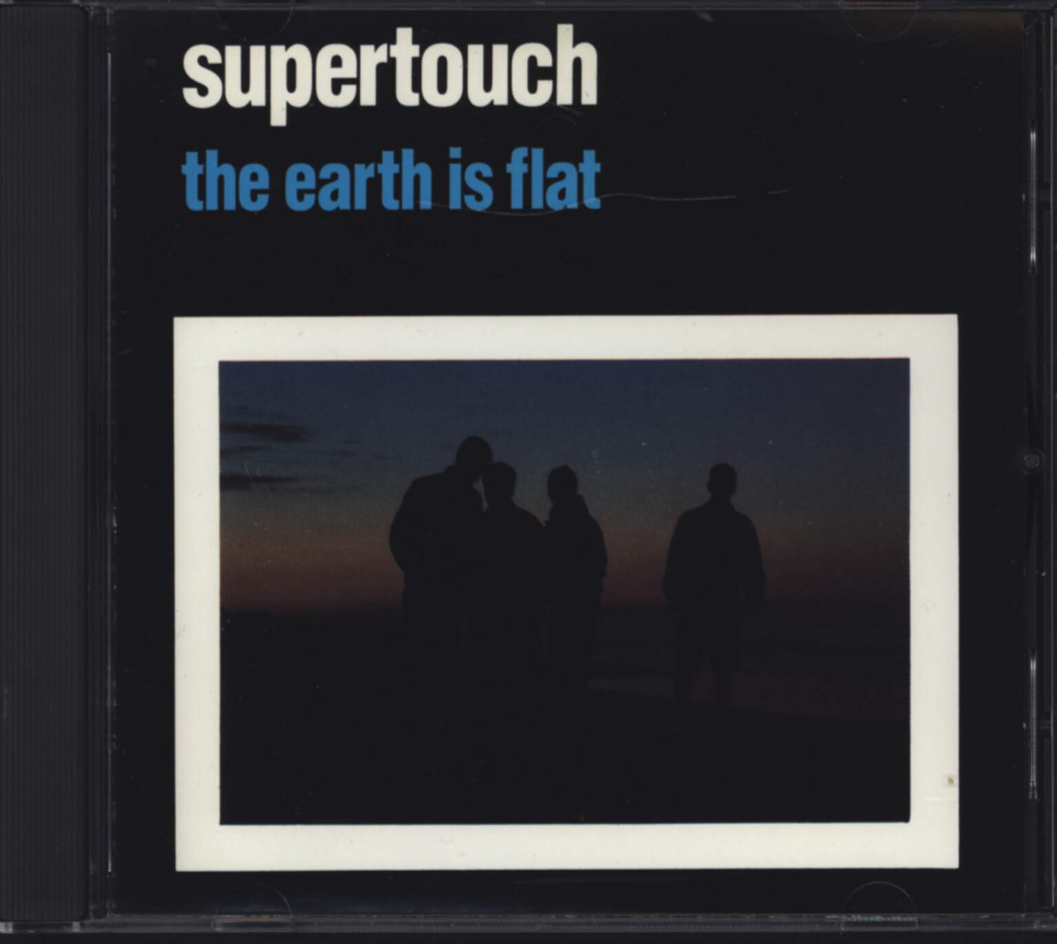 Supertouch: The Earth Is Flat, CD