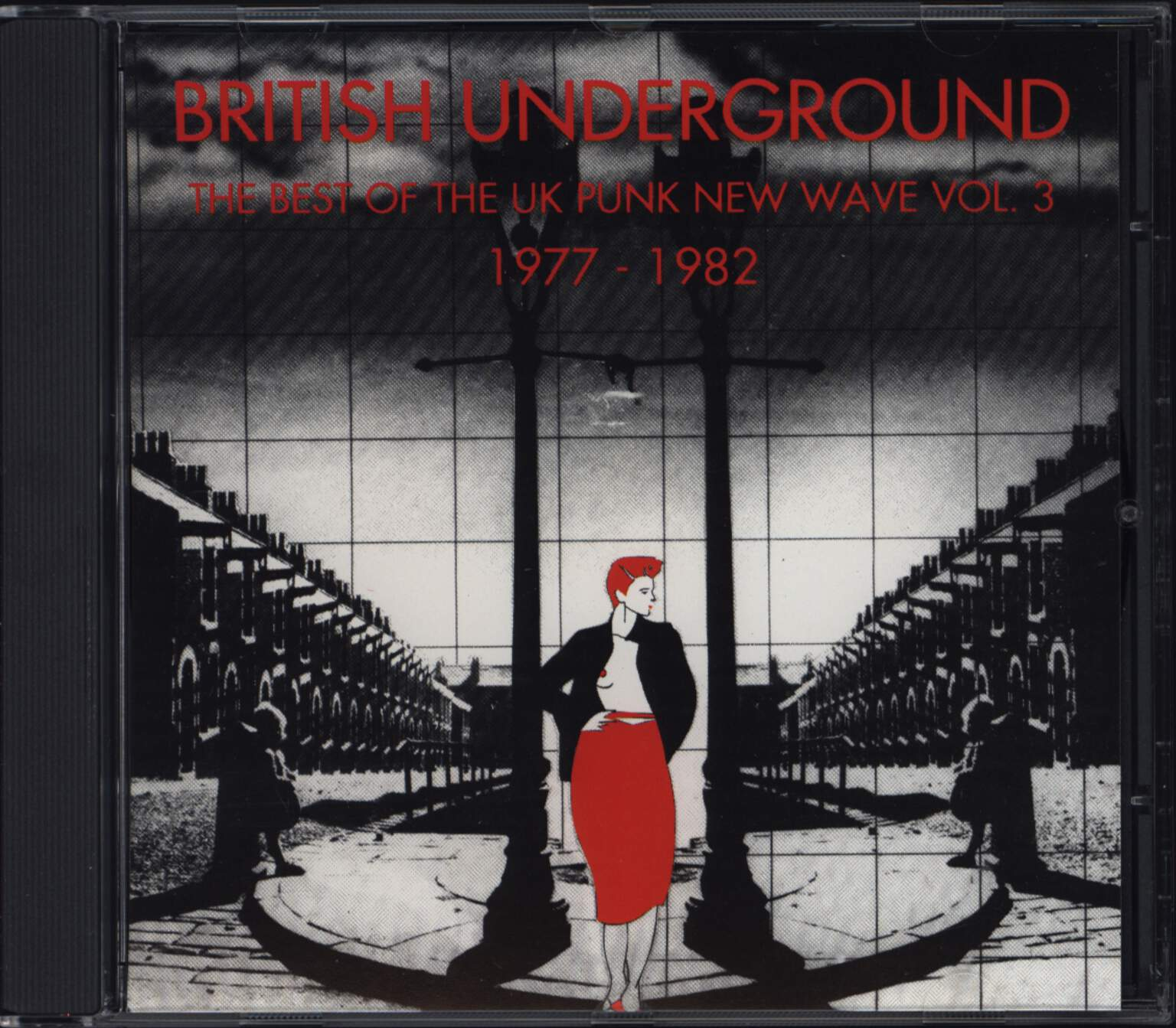 Various: British Underground The Best Of The Uk Punk New Wave 1977 - 1982 Vol. 3, CD