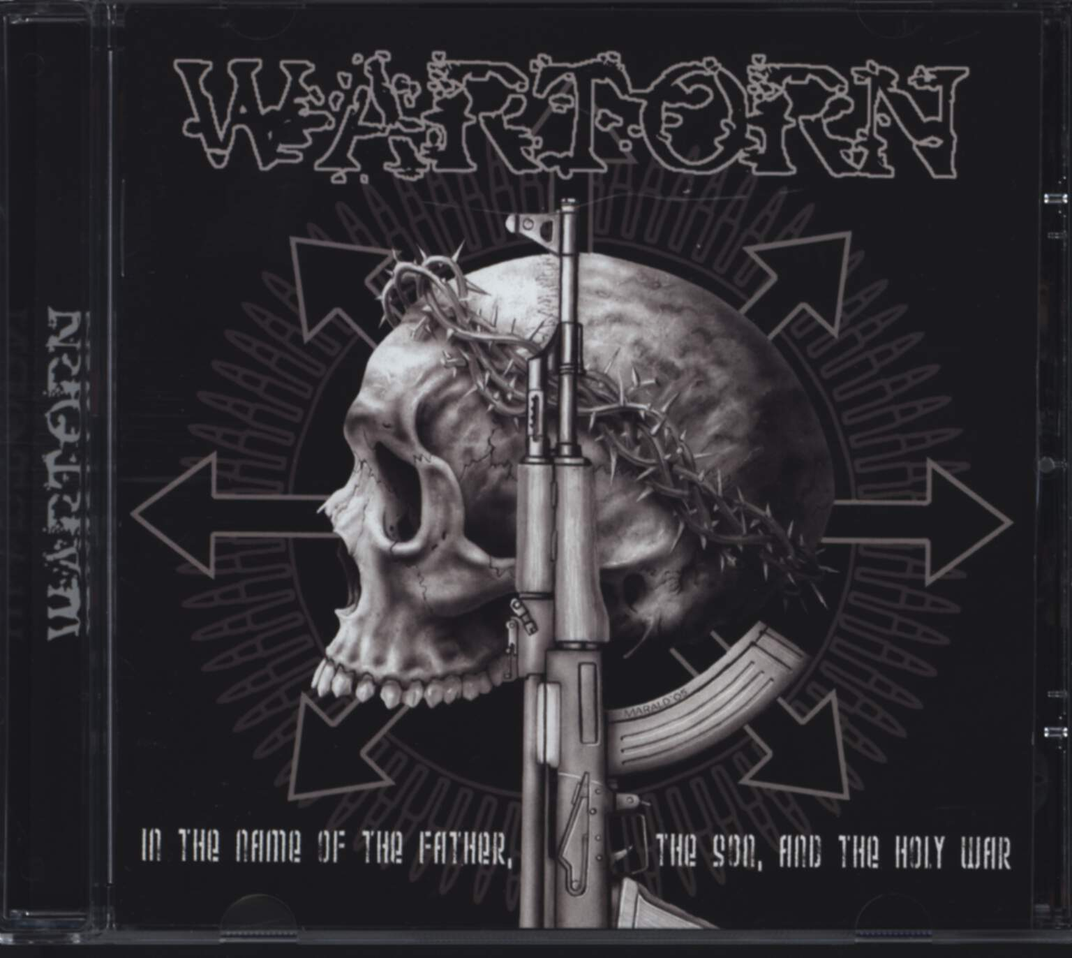 Wartorn: In The Name Of The Father, The Son, And The  Holy War, CD