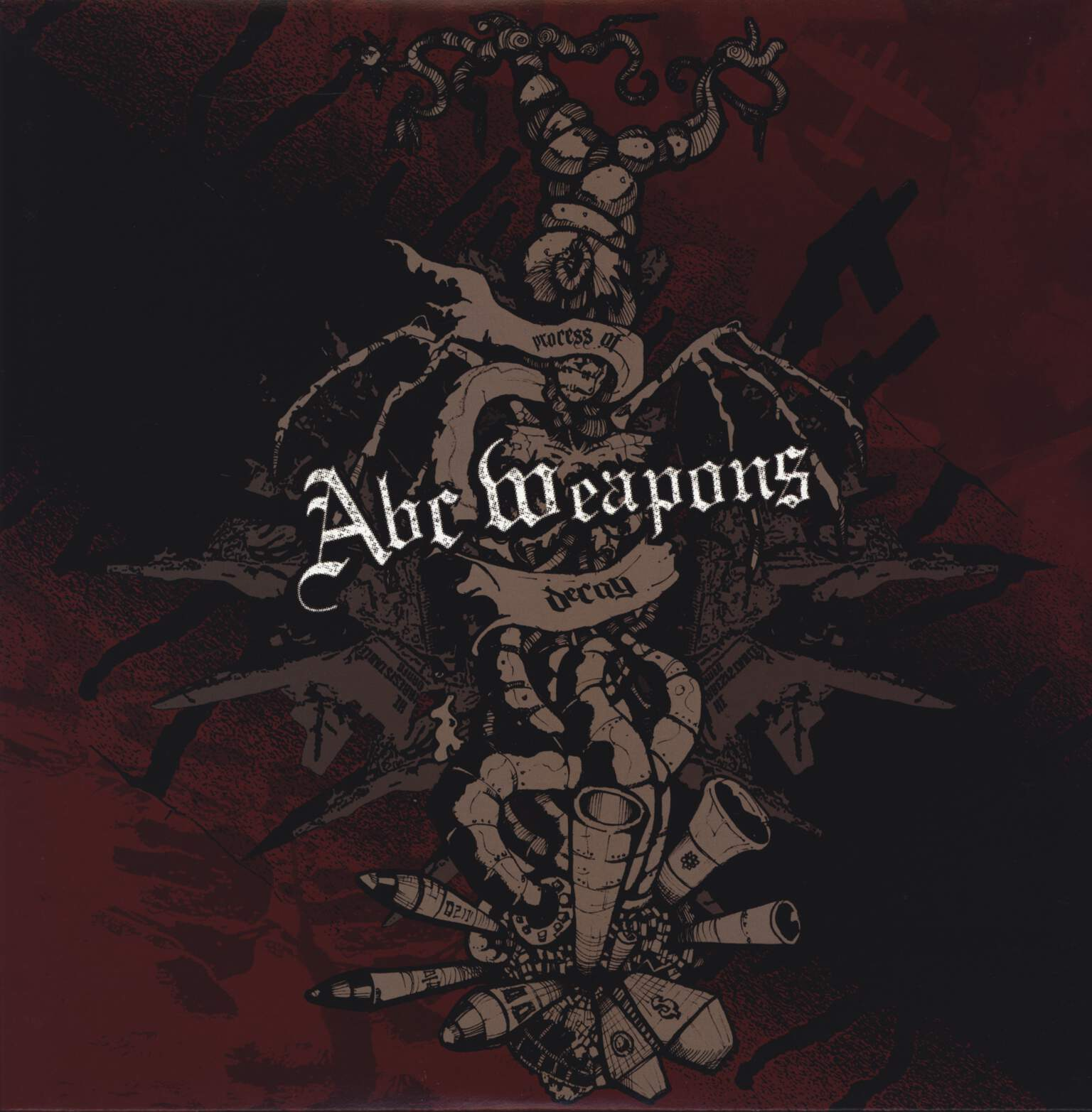 "ABC Weapons: The Process Of Decay, 12"" Maxi Single (Vinyl)"