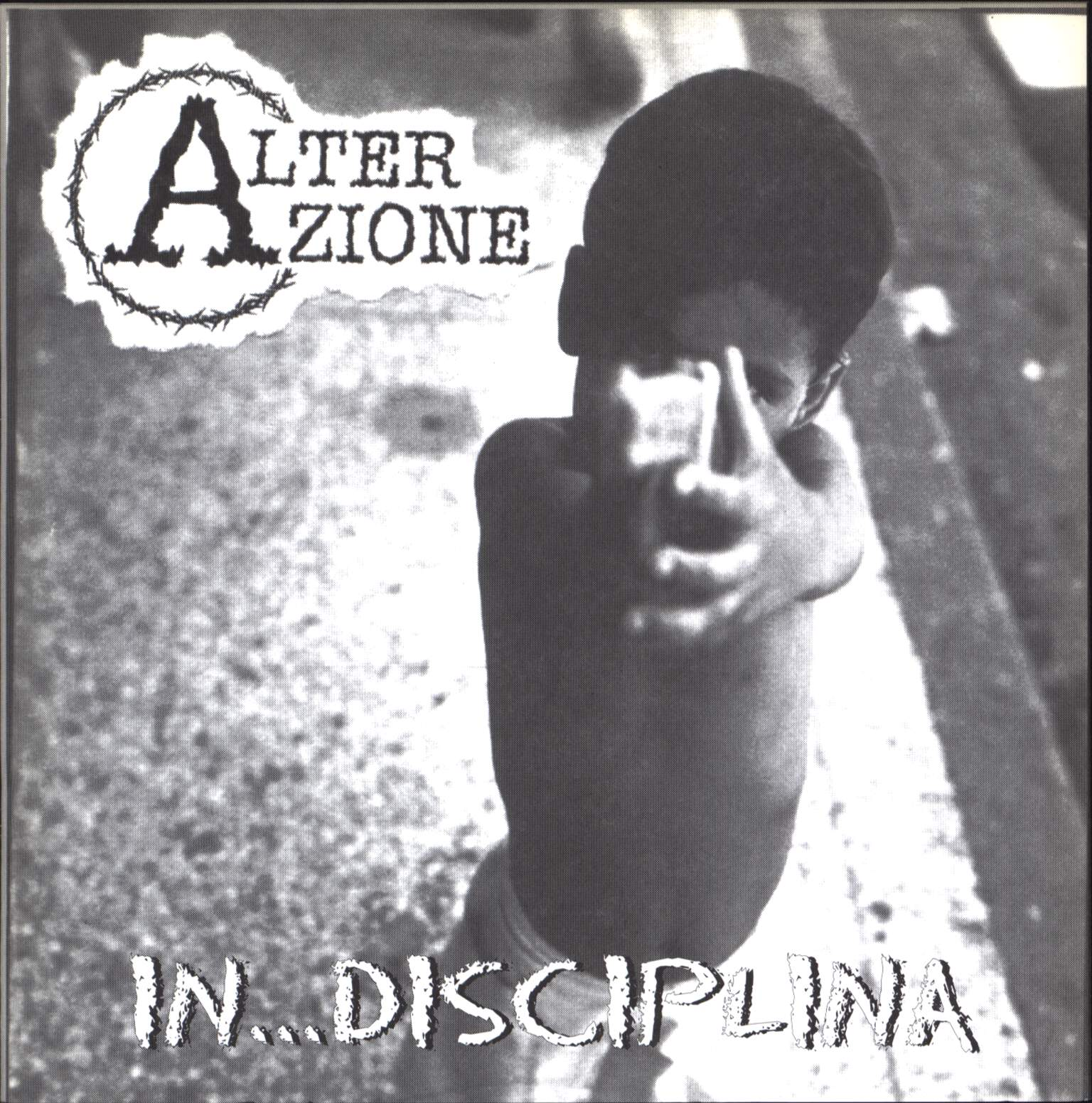"Alter-Azione: In...Disciplina, 7"" Single (Vinyl)"