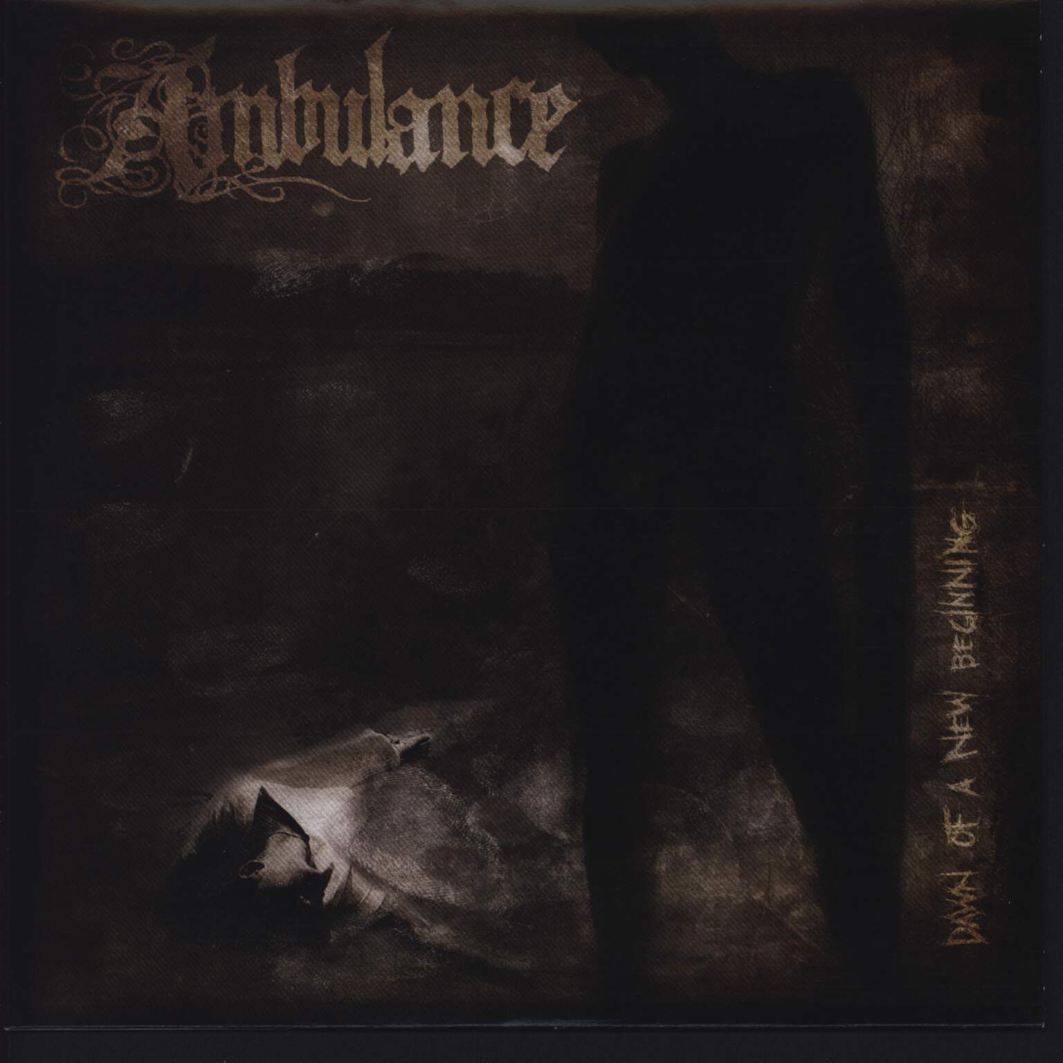 "Ambulance: Dawn Of A New Beginning, 7"" Single (Vinyl)"