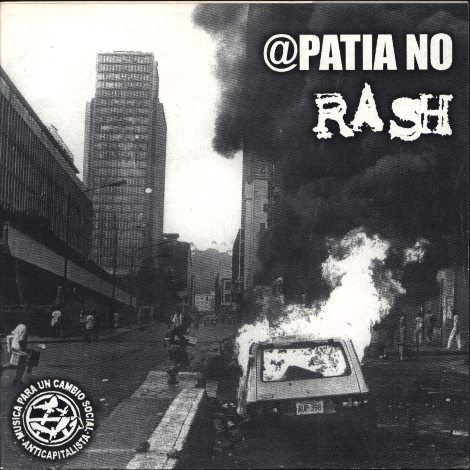 "Apatia No: Apatia No / Rash, 7"" Single (Vinyl)"