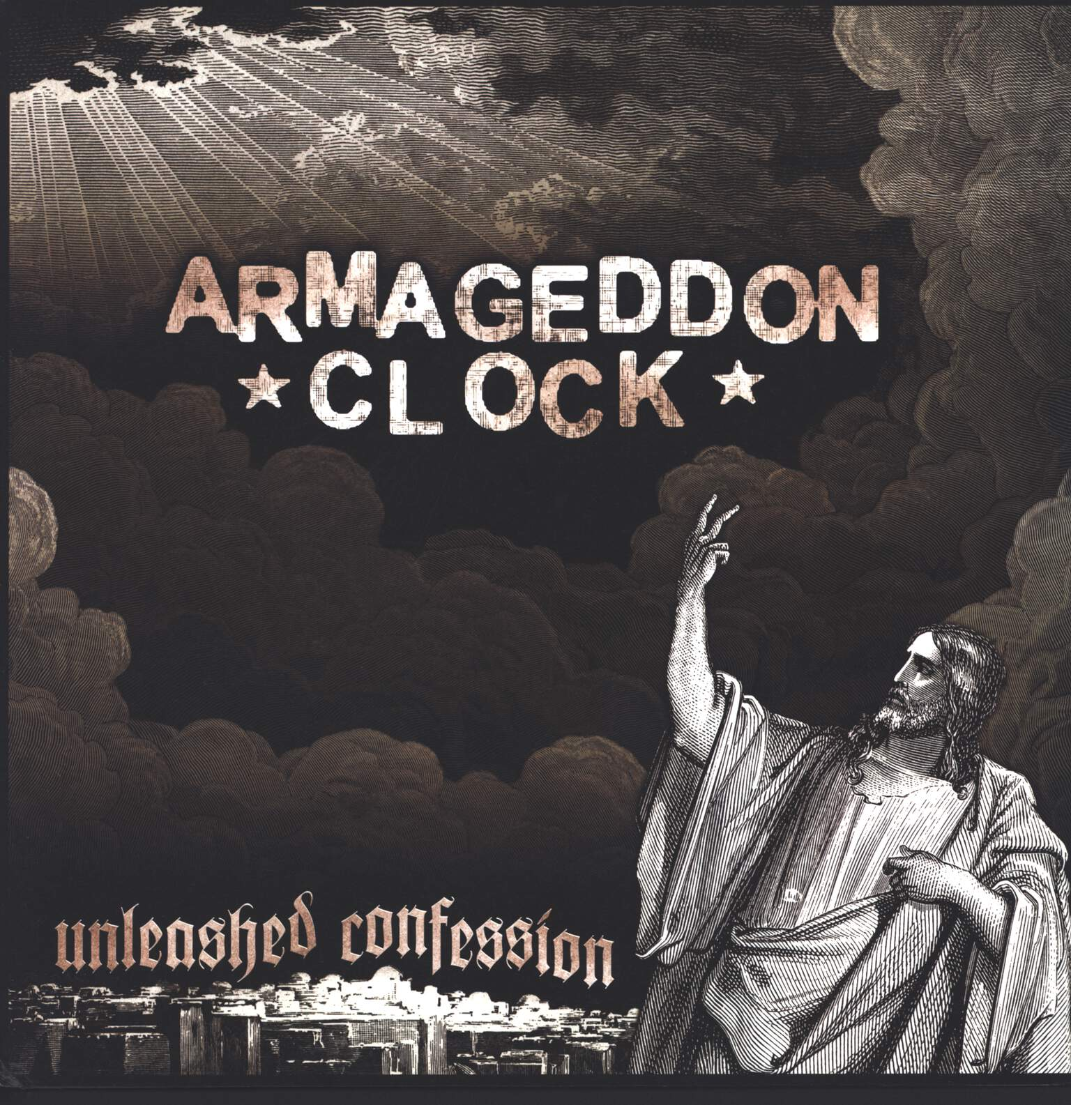 Armageddon Clock: Unleashed Confession, LP (Vinyl)