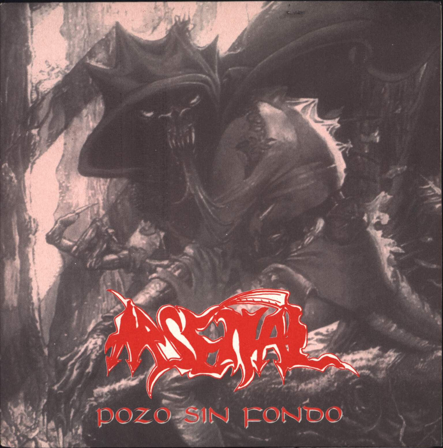 "Arsenal: Pozo Sin Fondo, 7"" Single (Vinyl)"