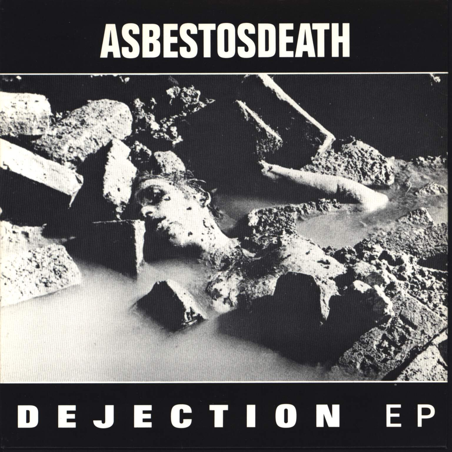 "Asbestosdeath: Dejection EP, 7"" Single (Vinyl)"