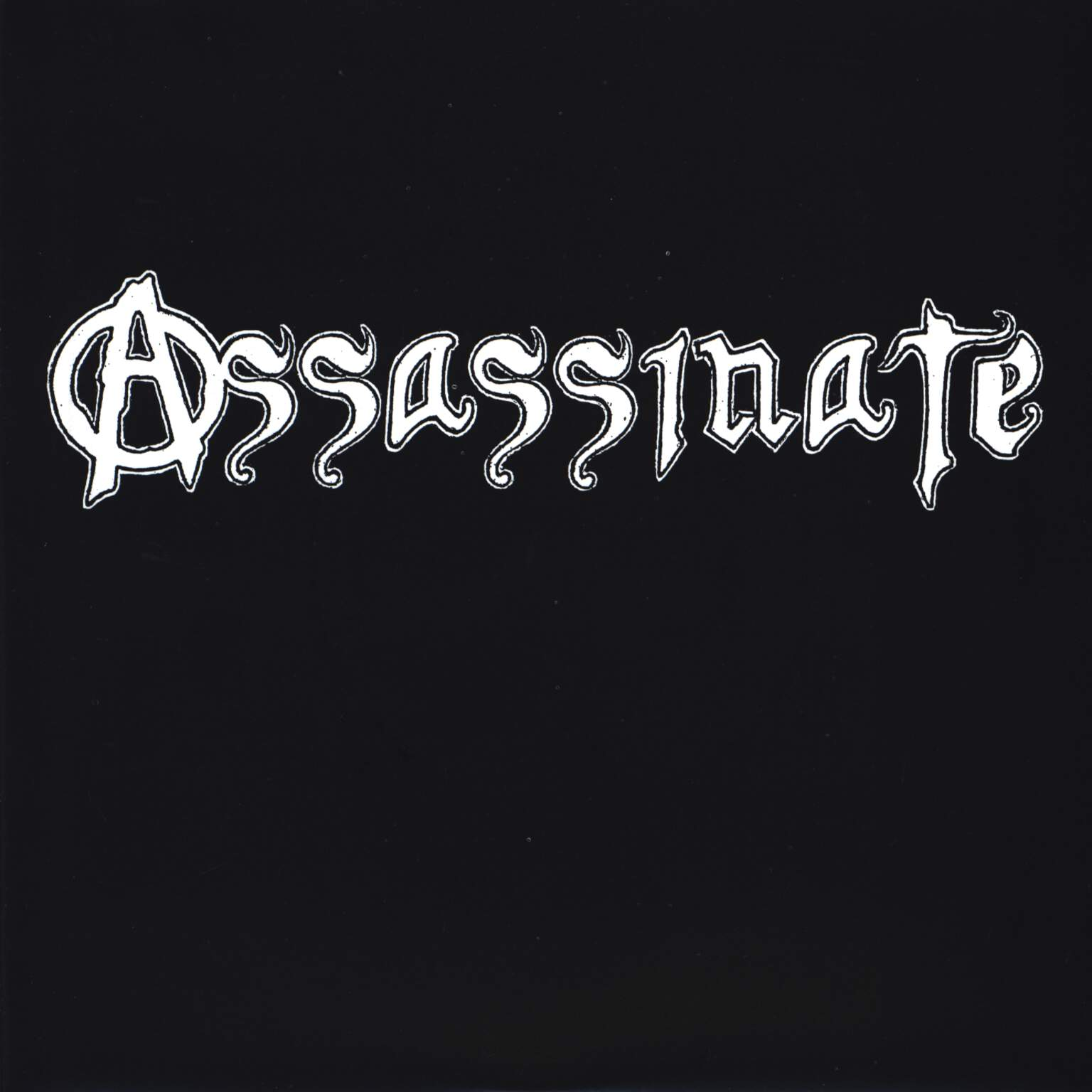 "Assassinate: Assassinate, 7"" Single (Vinyl)"