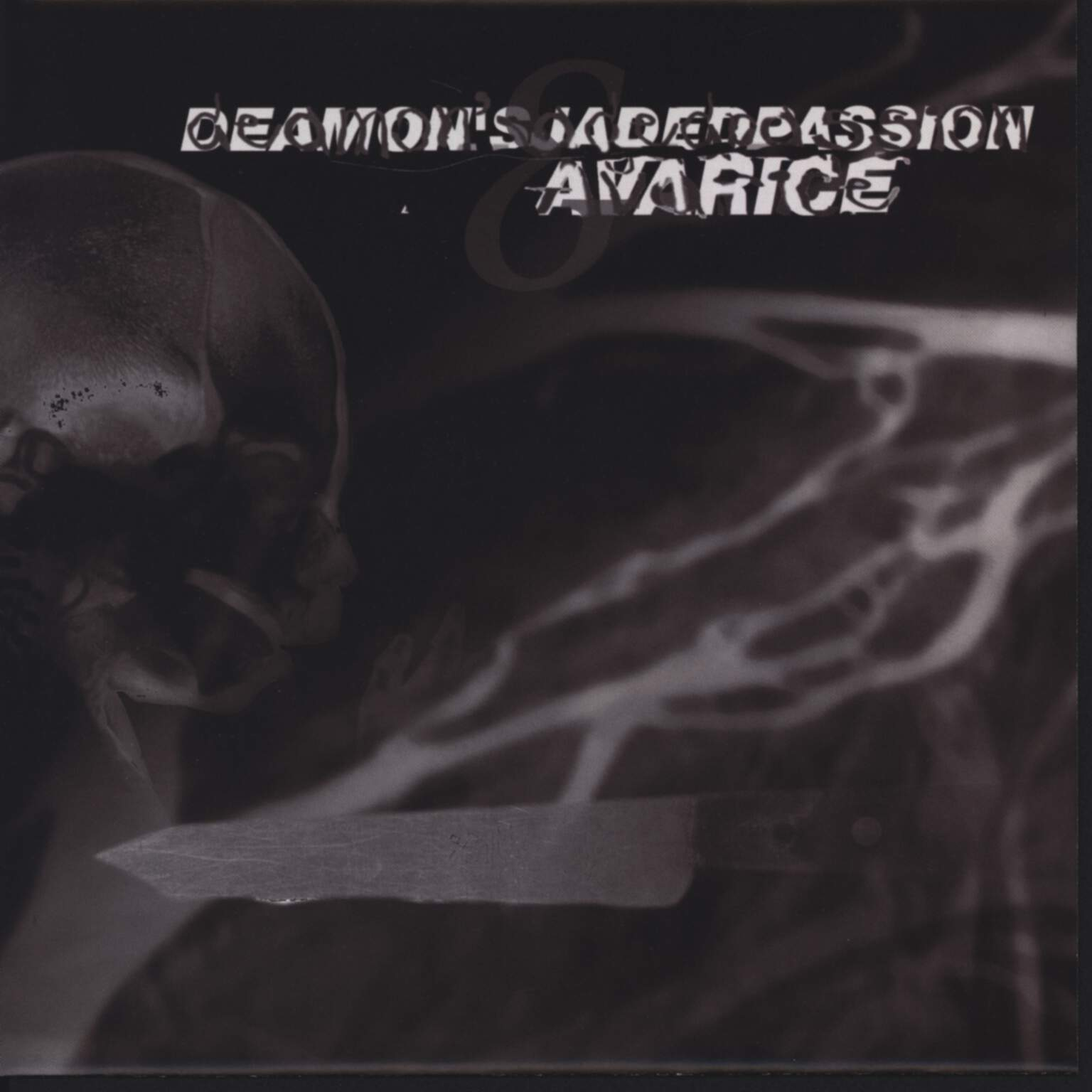 "Deamon'S Jaded Passion: Deamon's Jaded Passion / Avarice, 7"" Single (Vinyl)"